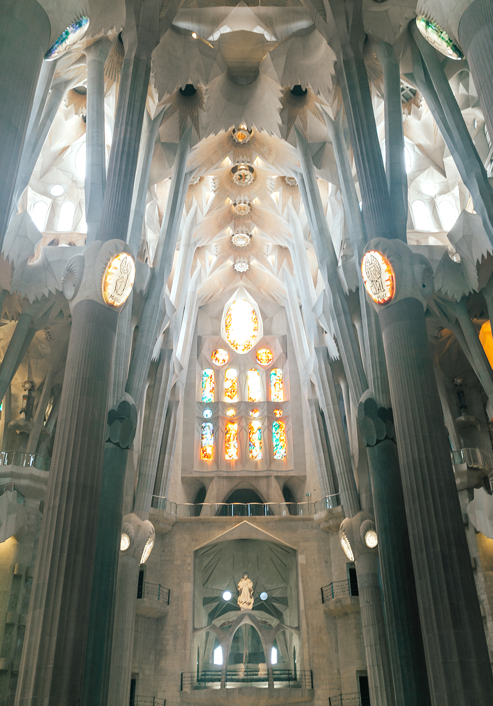 livvyland-blog-olivia-watson-fashion-travel-blogger-barcelona-spain-goudi-cathedral-la-sagrada-familia-inside-1