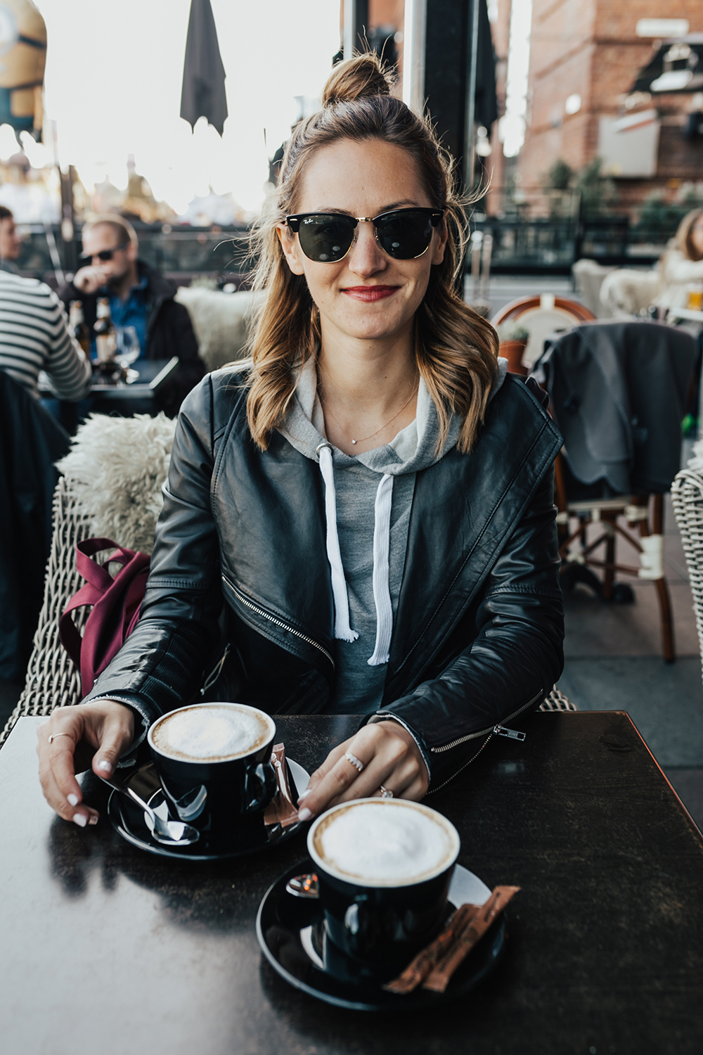 livvyland-blog-olivia-watson-fashion-travel-blogger-princess-cruises-scandinavia-what-to-wear-pack-oslo-norway-cafe-cappuccino-coffee-shop