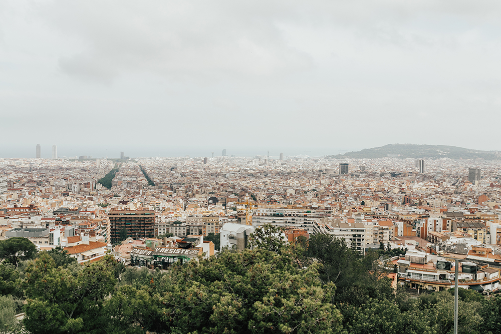 livvyland-blog-olivia-watson-travel-fashion-blogger-barcelona-spain-park-guell-skyline-city-view