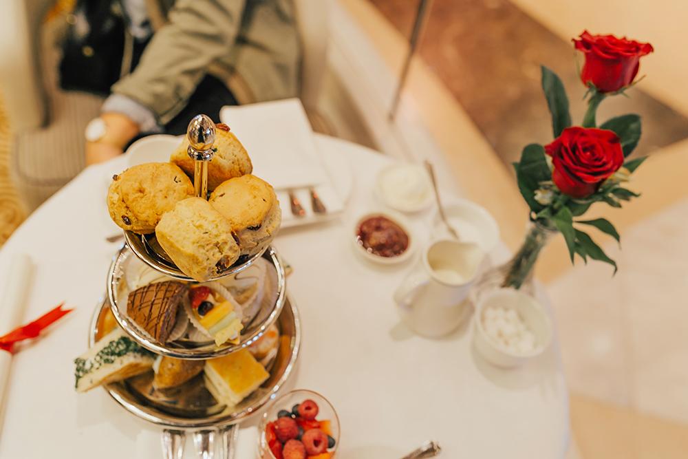 livvyland-blog-olivia-watson-travel-fashion-blogger-princess-cruises-regal-ship-what-to-do-on-board-cruise-boat-tea-time-food