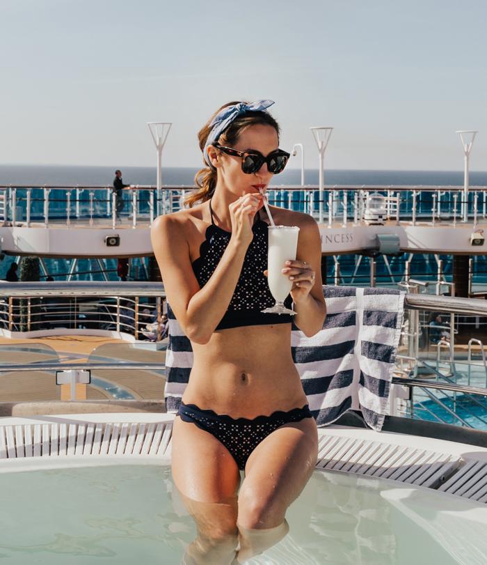 livvyland-blog-olivia-watson-travel-fashion-blogger-princess-cruises-regal-ship-what-to-do-on-board-cruise-boat-top-deck-pool-hot-tub