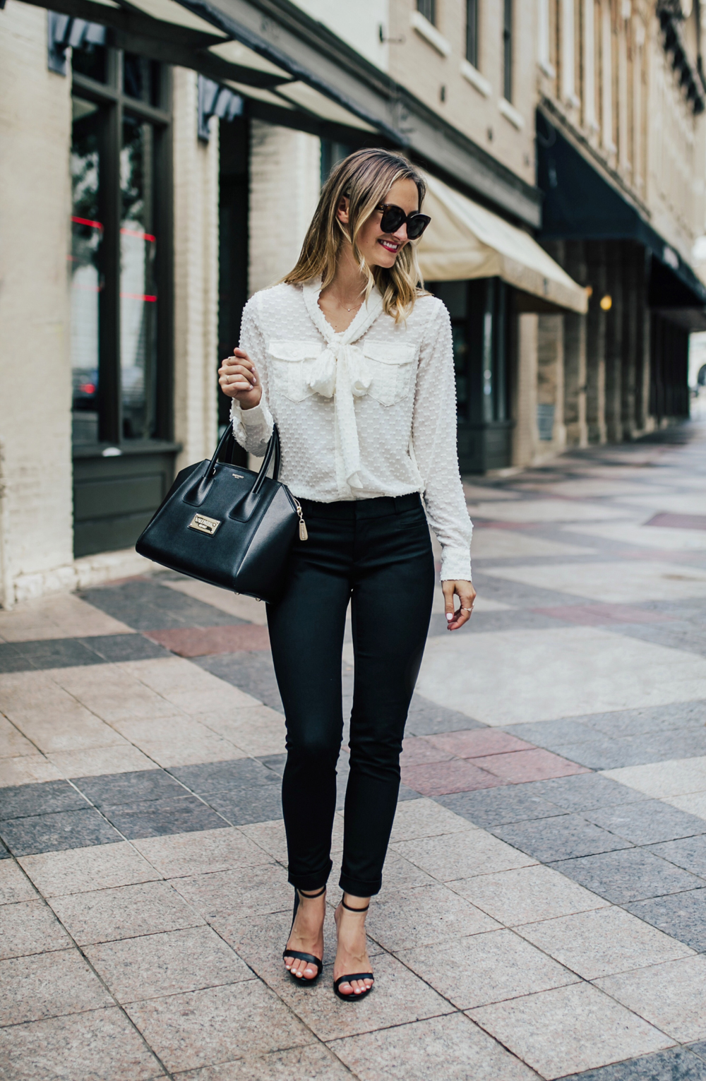 livvyland-blog-olivia-watson-fashion-blogger-banana-republic-sloan-black-dress-pants-pussybow-top-work-wear-outfit-inspiration-classic-chic-5