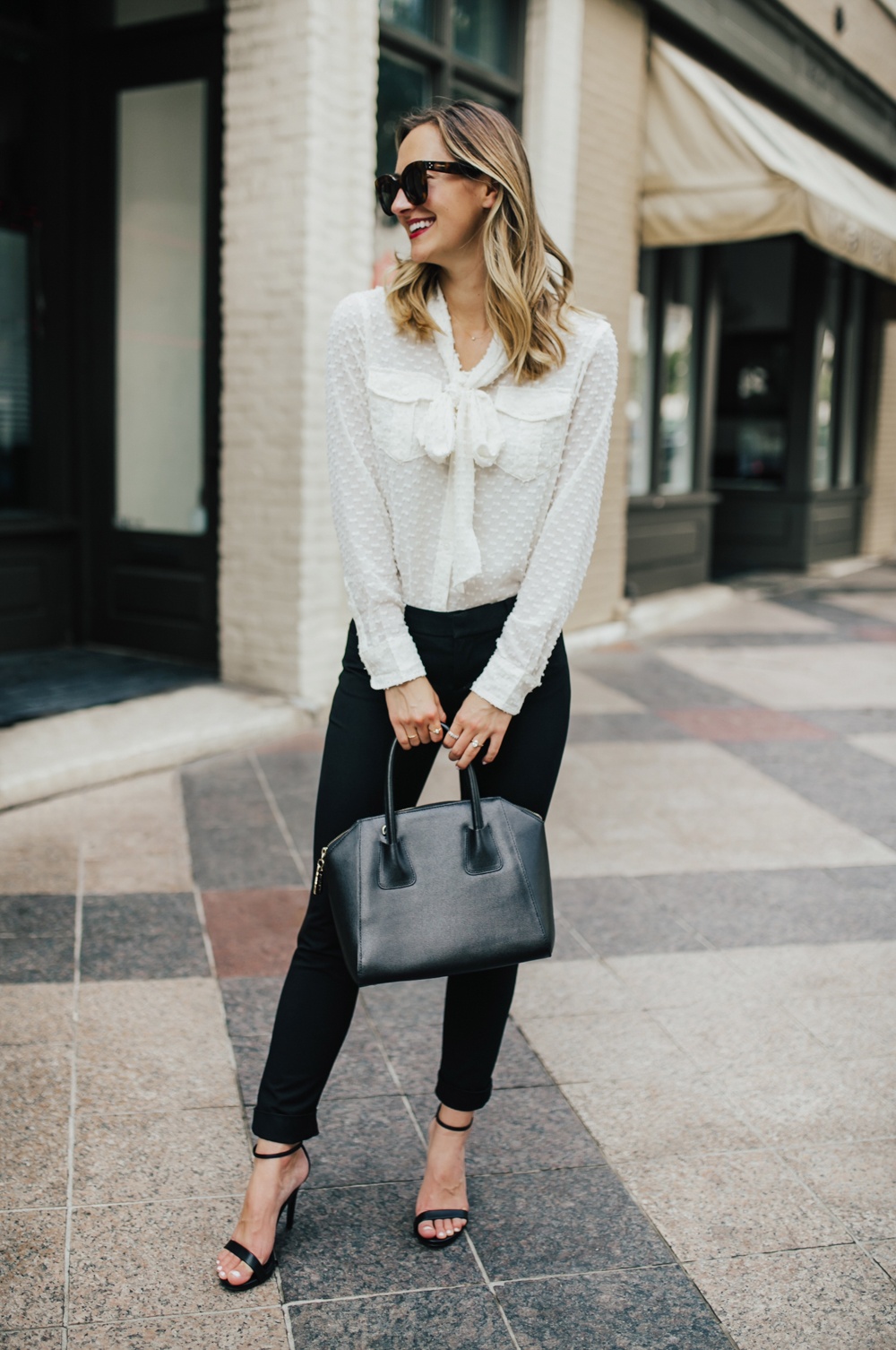 livvyland-blog-olivia-watson-fashion-blogger-banana-republic-sloan-black-dress-pants-pussybow-top-work-wear-outfit-inspiration-classic-chic-8