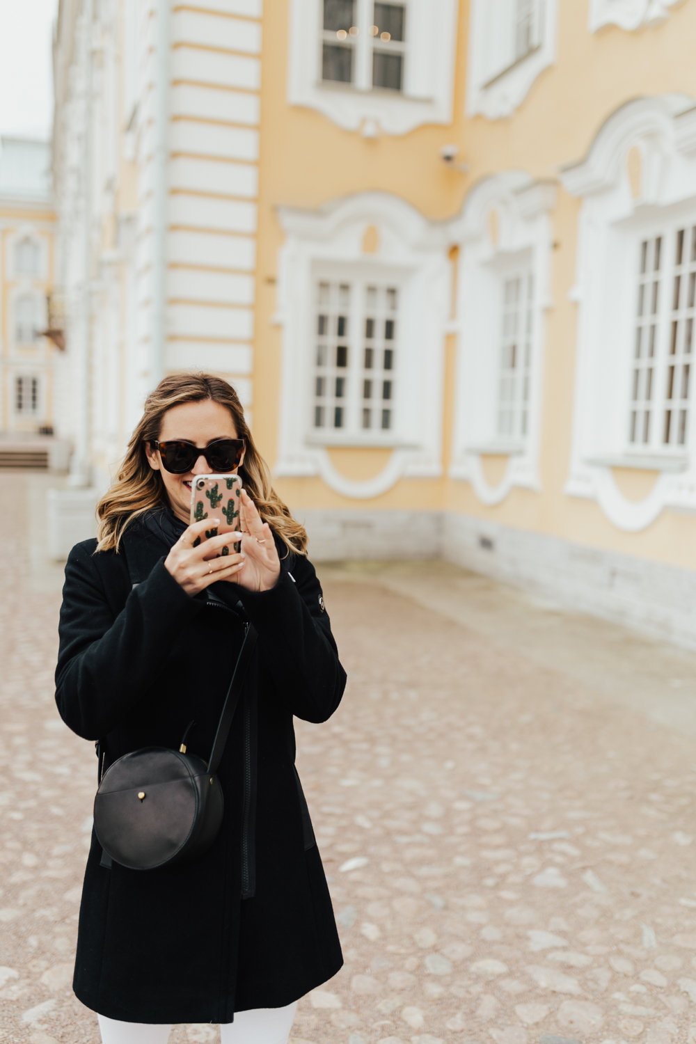 livvyland-blog-olivia-watson-regal-princess-scandinavia-cruise-may-june-itinerary-what-to-wear-pack-ports-russia-saint-petersburg-city-guide-travel-diary-june-outfit-madewell-circle-bag