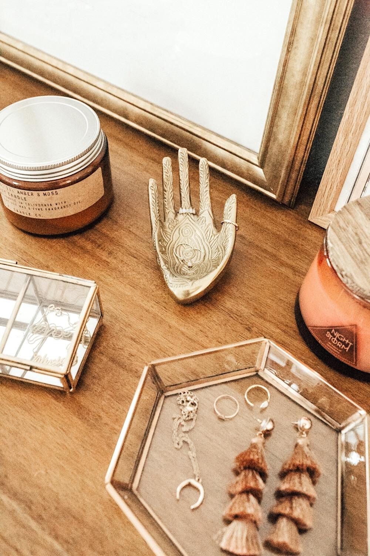Bedroom Dresser Top Decor - LivvyLand | Austin Fashion and ...