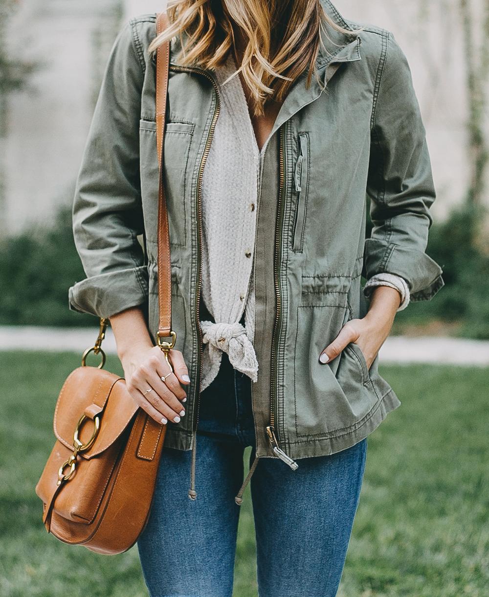 livvyland-blog-olivia-watson-austin-texas-fashion-blogger-minnatonka-moccasins-tan-suede-ankle-booties-madewell-utility-fleet-jacket-12