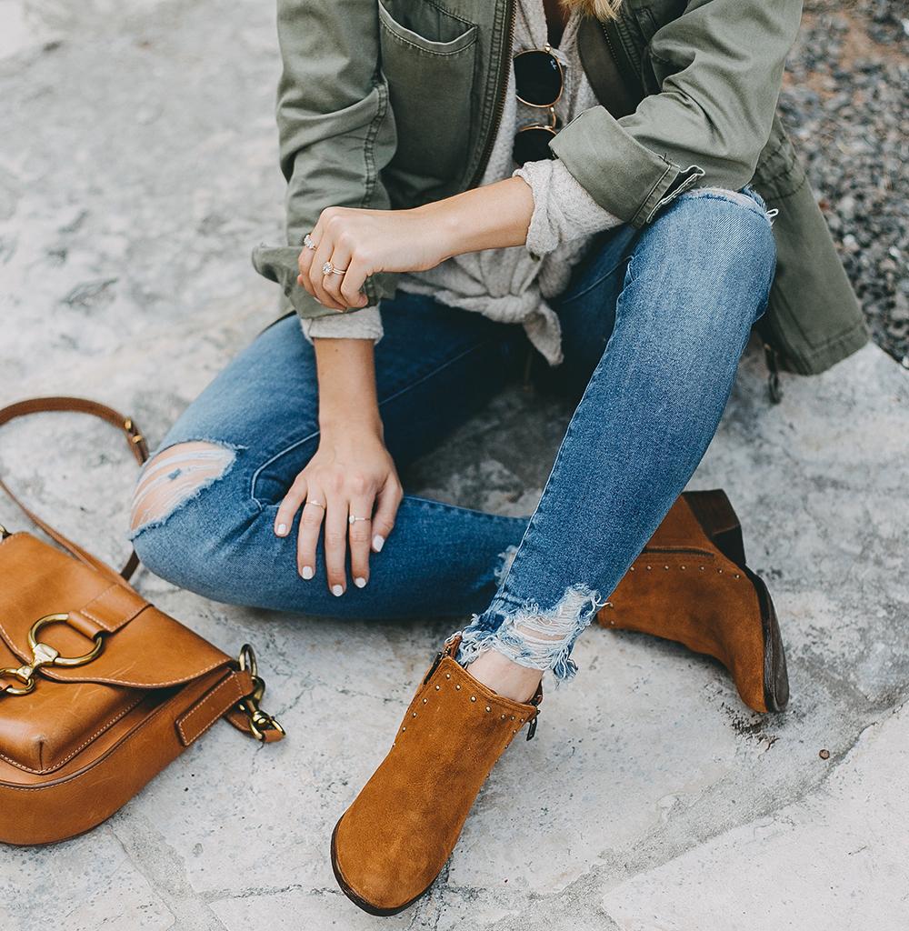 livvyland-blog-olivia-watson-austin-texas-fashion-blogger-minnatonka-moccasins-tan-suede-ankle-booties-madewell-utility-fleet-jacket-5