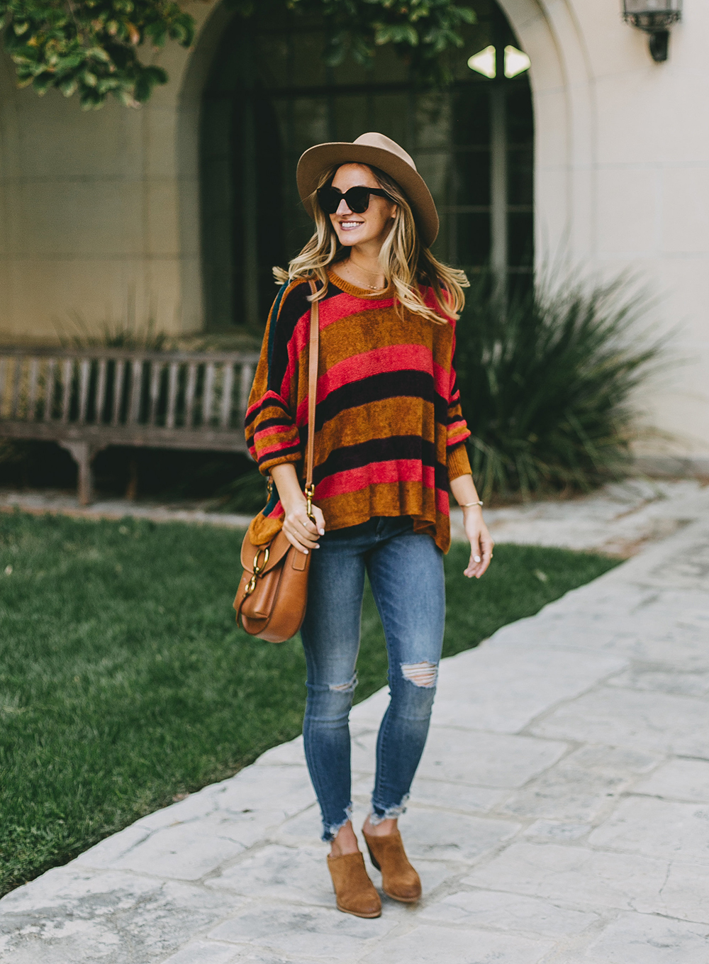 livvyland-blog-olivia-watson-austin-texas-fashion-blogger-free-people-oversize-striped-sweater-boho-chic-3