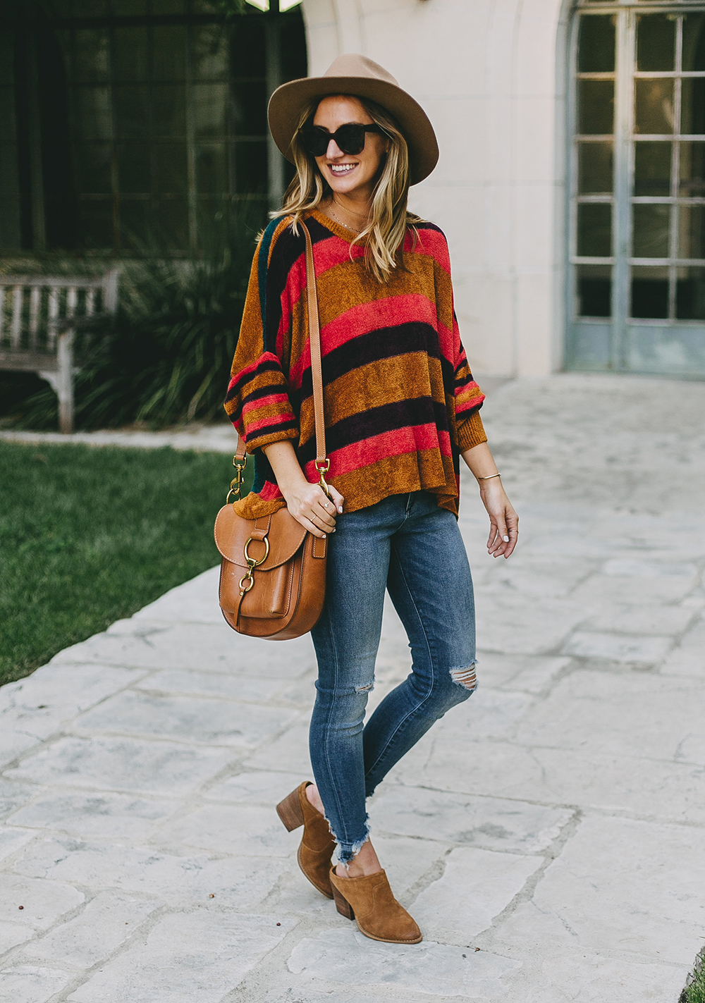 livvyland-blog-olivia-watson-austin-texas-fashion-blogger-free-people-oversize-striped-sweater-boho-chic-4