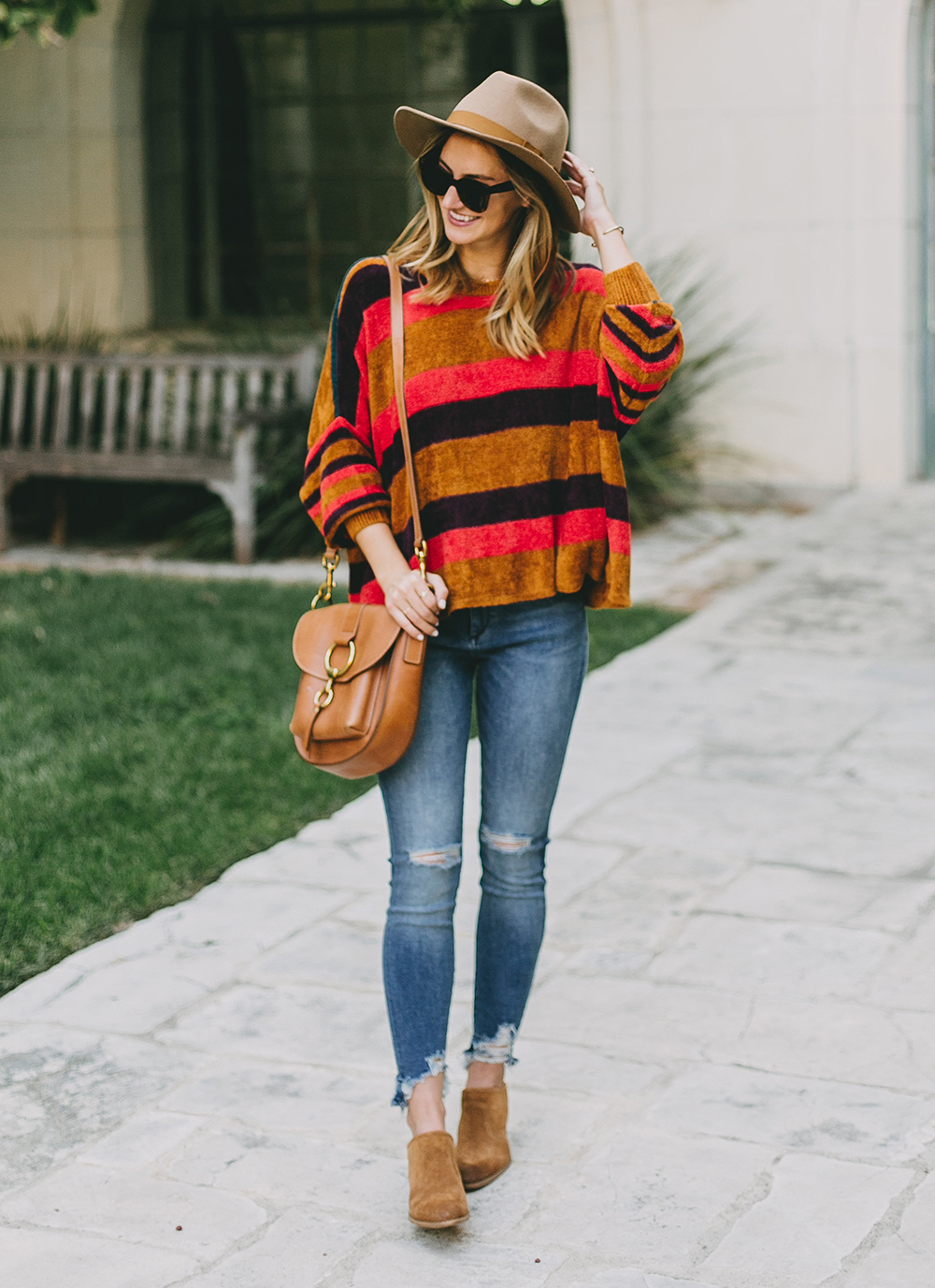 livvyland-blog-olivia-watson-austin-texas-fashion-blogger-free-people-oversize-striped-sweater-boho-chic-5