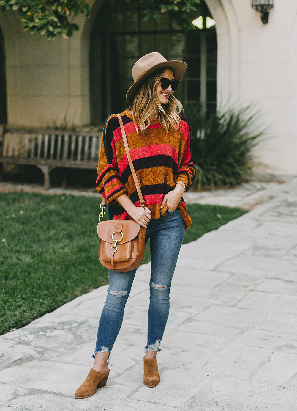 livvyland-blog-olivia-watson-austin-texas-fashion-blogger-free-people-oversize-striped-sweater-boho-chic-7