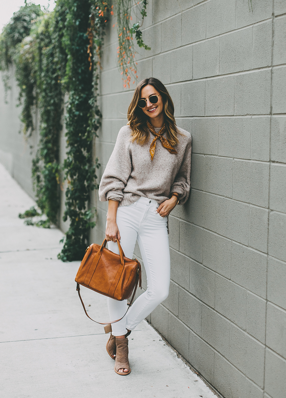 livvyland-blog-olivia-watson-austin-texas-fashion-blogger-mauve-blush-sweater-white-denim-peep-toe-booties-fall-outfit-idea-10