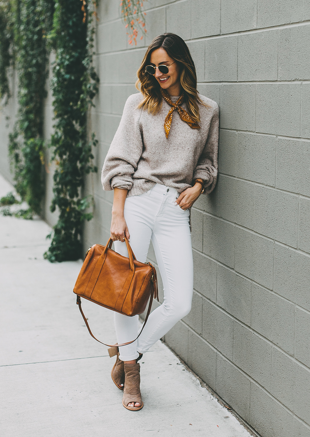 livvyland-blog-olivia-watson-austin-texas-fashion-blogger-mauve-blush-sweater-white-denim-peep-toe-booties-fall-outfit-idea-8