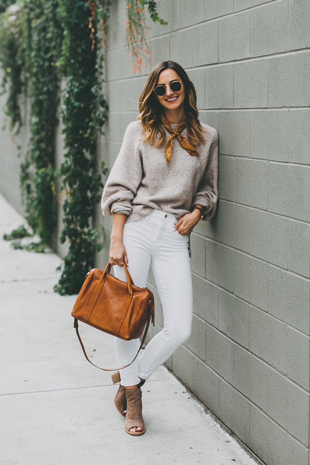 livvyland-blog-olivia-watson-austin-texas-fashion-blogger-mauve-blush-sweater-white-denim-peep-toe-booties-fall-outfit-idea-9