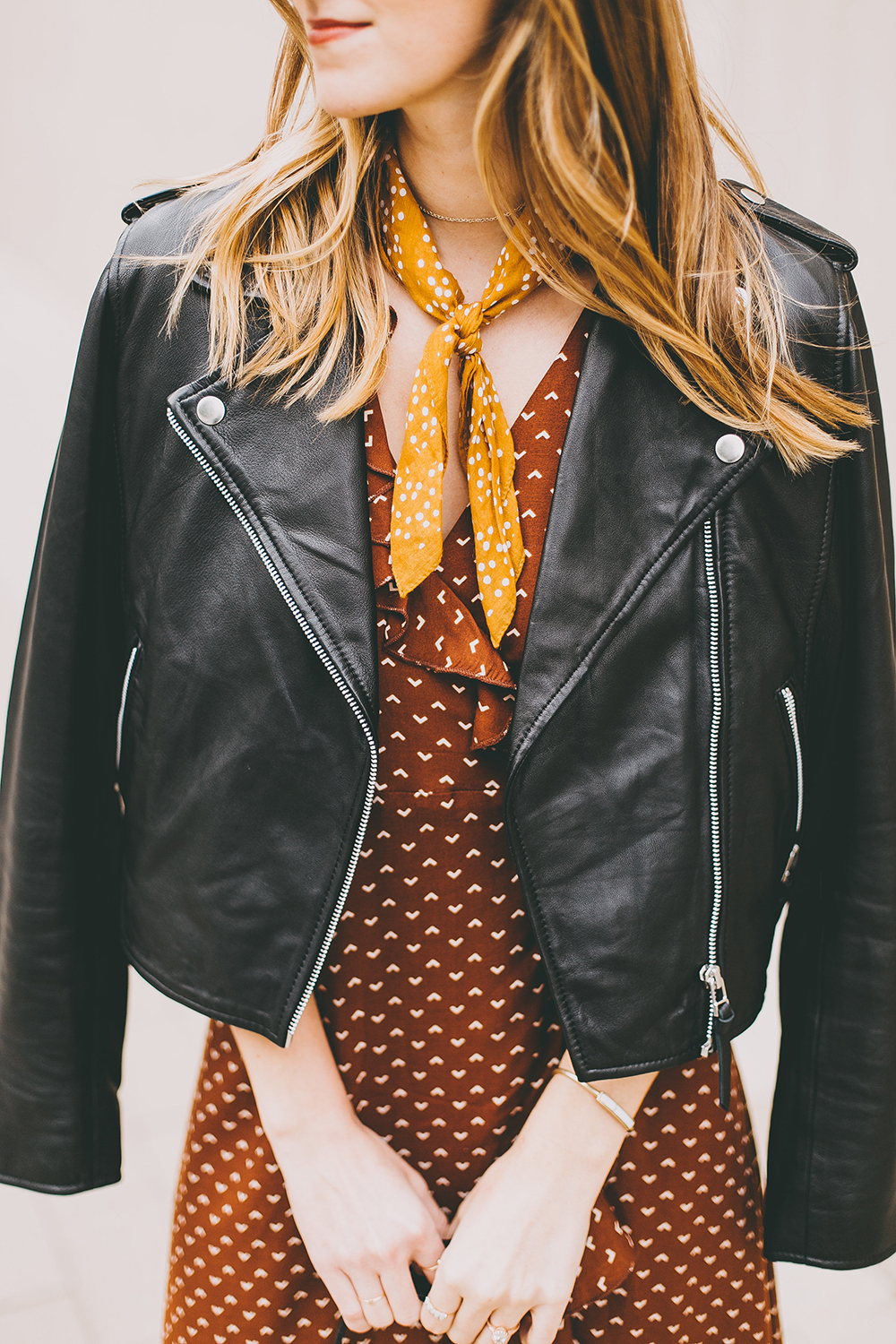 livvyland-blog-olivia-watson-austin-texas-fashion-blogger-urban-outfitters-wrap-dress-sezane-leather-jacket-fall-outfit-idea-5