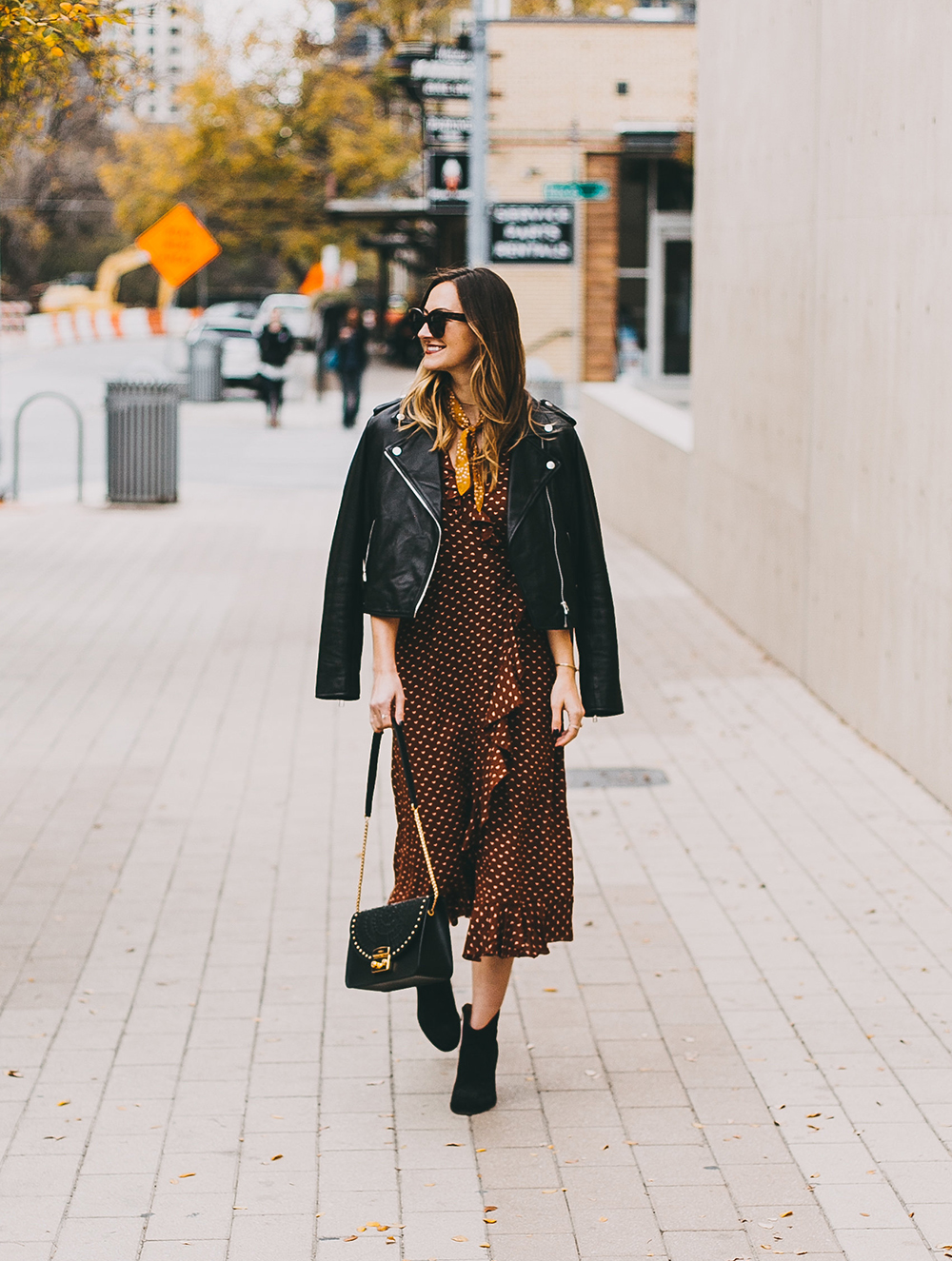 livvyland-blog-olivia-watson-austin-texas-fashion-blogger-urban-outfitters-wrap-dress-sezane-leather-jacket-fall-outfit-idea-7