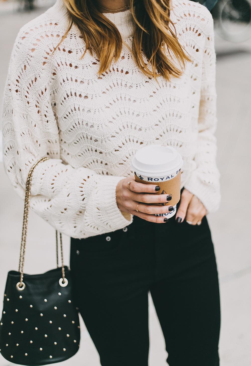 livvyland-blog-olivia-watson-austin-texas-fashion-blogger-white-knit-sweater-rag-bone-crop-flare-black-jeans-gucci-loafers-2