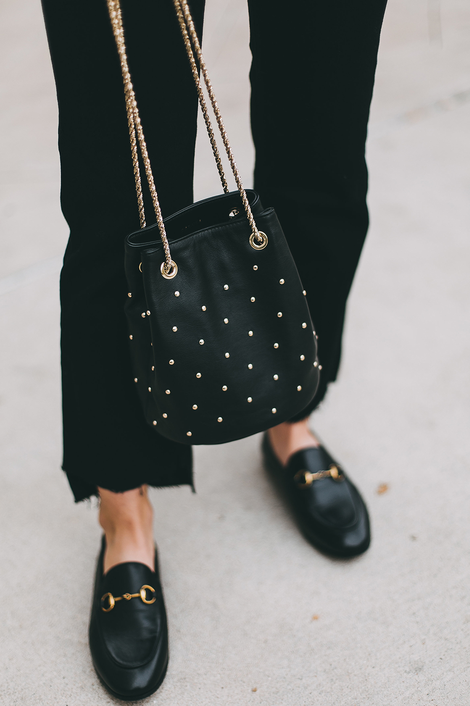 livvyland-blog-olivia-watson-austin-texas-fashion-blogger-white-knit-sweater-rag-bone-crop-flare-black-jeans-gucci-loafers-4