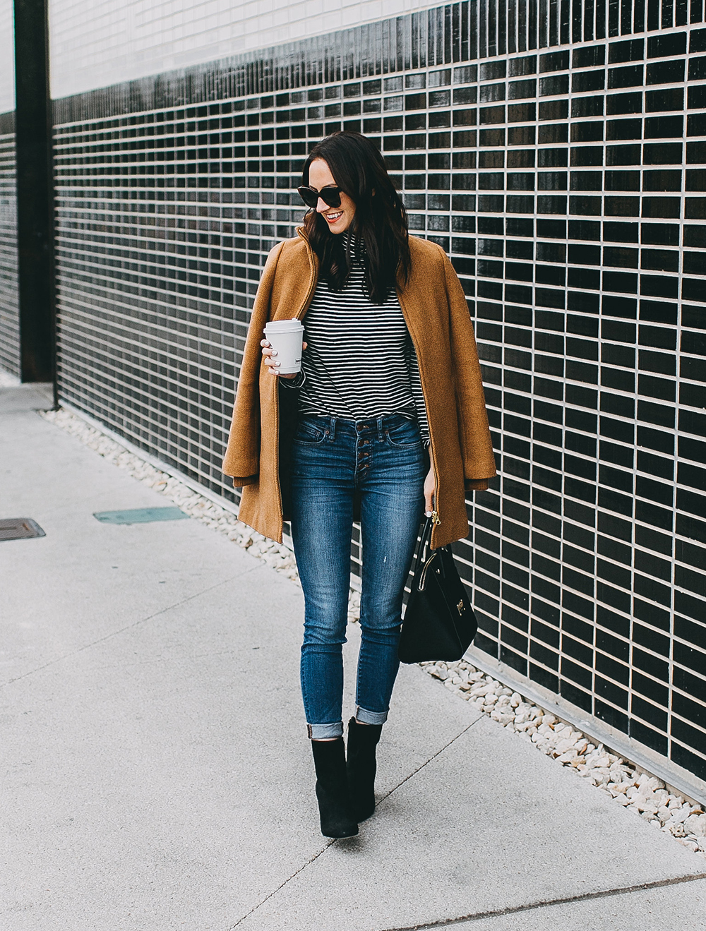 livvyland-blog-olivia-watson-austin-texas-fashion-blogger-j-crew-camel-winter-coat-striped-turtleneck-mid-calf-ankle-booties-12