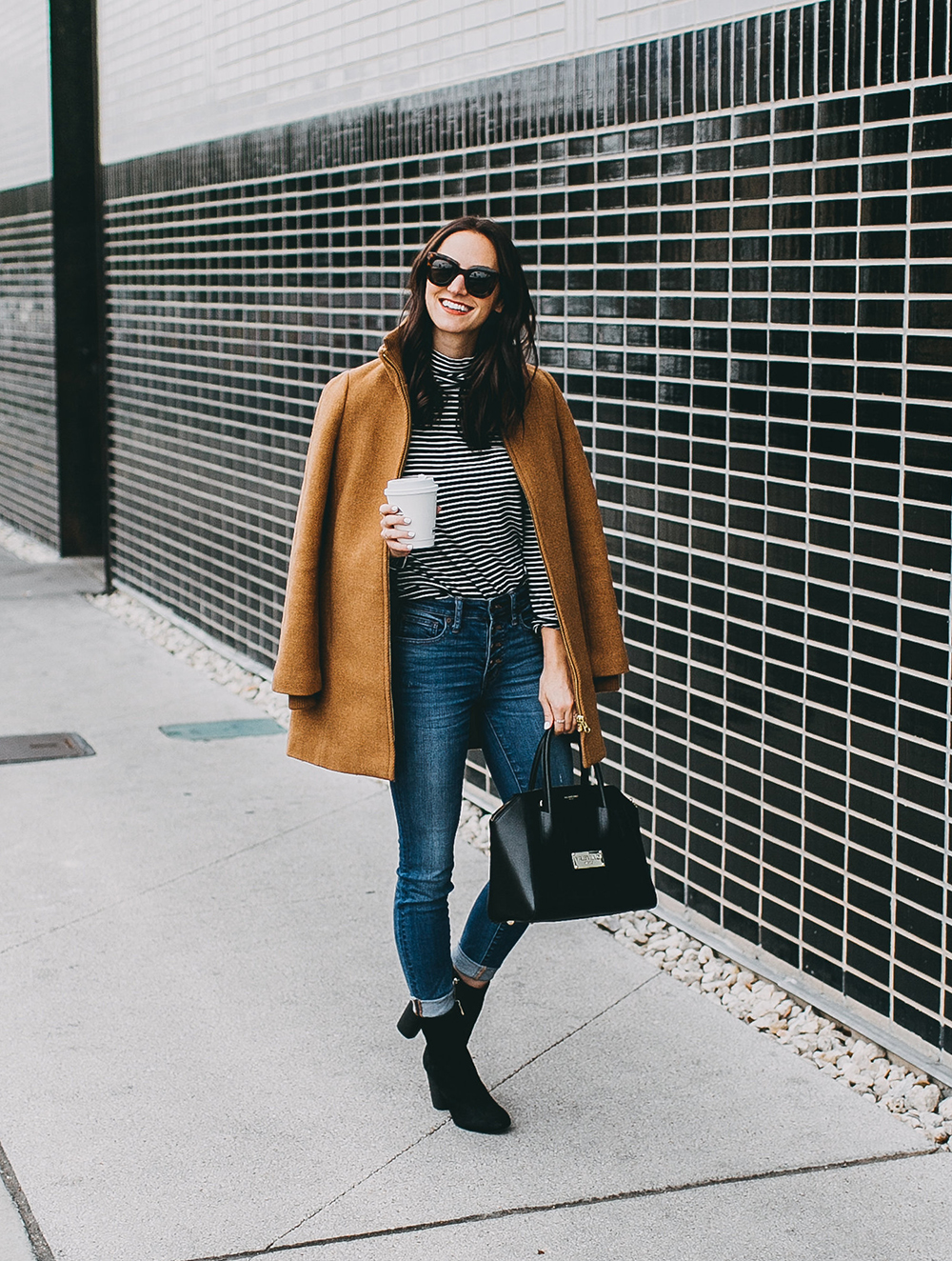 livvyland-blog-olivia-watson-austin-texas-fashion-blogger-j-crew-camel-winter-coat-striped-turtleneck-mid-calf-ankle-booties-4