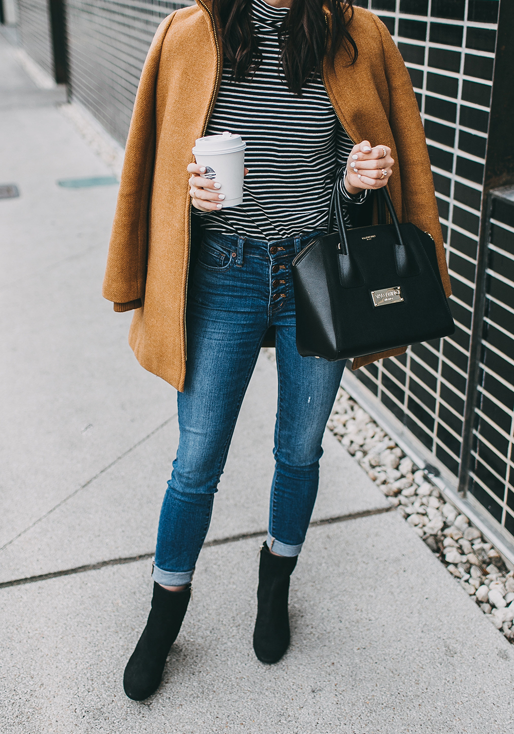 livvyland-blog-olivia-watson-austin-texas-fashion-blogger-j-crew-camel-winter-coat-striped-turtleneck-mid-calf-ankle-booties-6