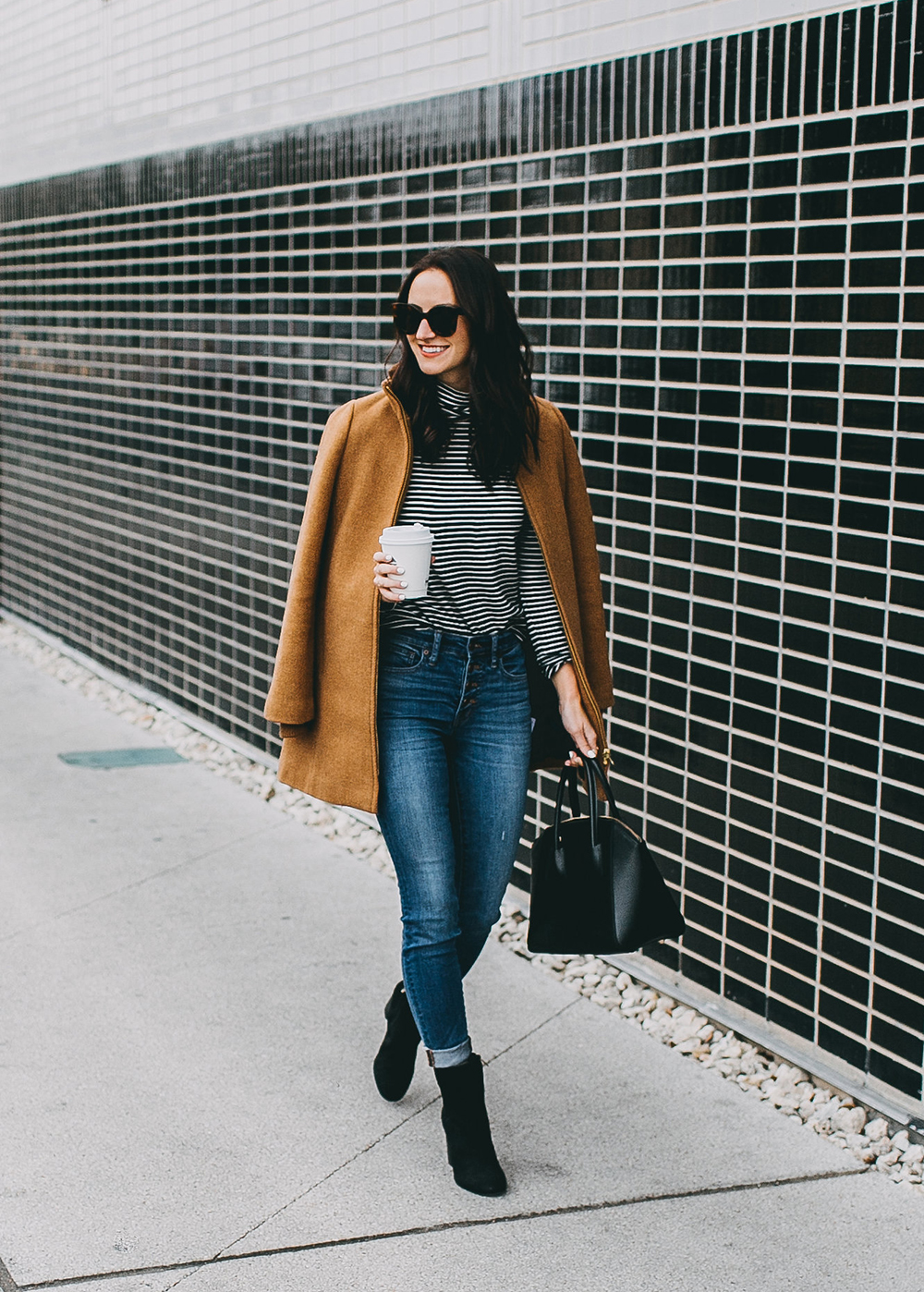 livvyland-blog-olivia-watson-austin-texas-fashion-blogger-j-crew-camel-winter-coat-striped-turtleneck-mid-calf-ankle-booties-7