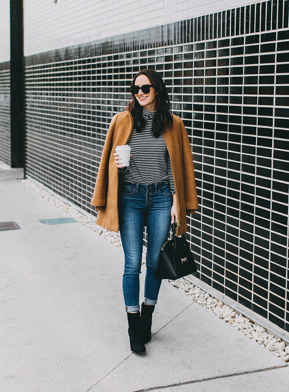 livvyland-blog-olivia-watson-austin-texas-fashion-blogger-j-crew-camel-winter-coat-striped-turtleneck-mid-calf-ankle-booties-9