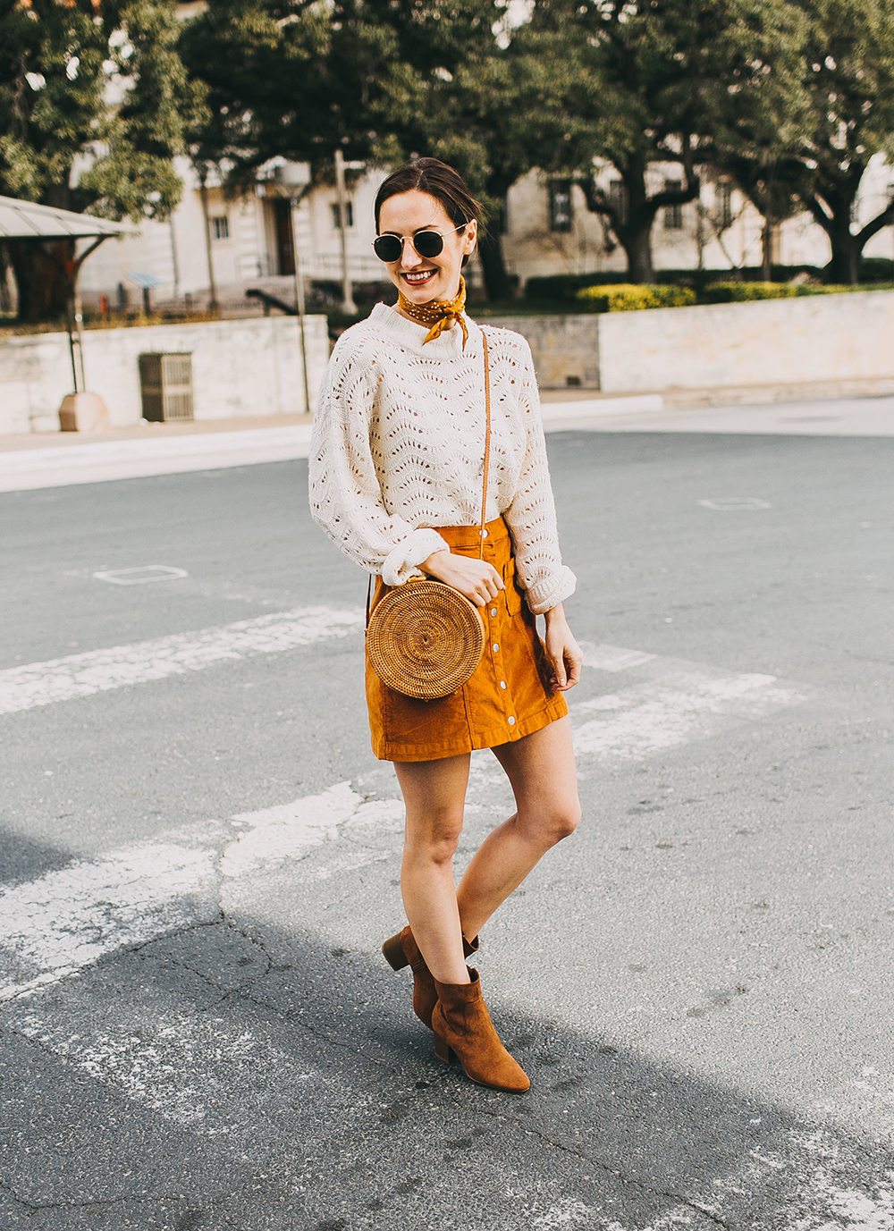 livvyland-blog-olivia-watson-austin-texas-fashion-style-blogger-burnt-orange-corduroy-skirt-bdg-a-line-outfit-7
