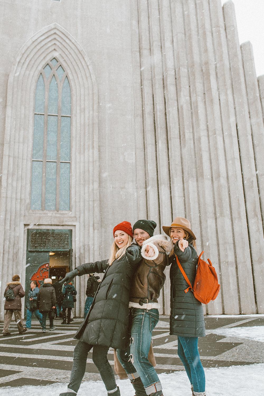 1-livvyland-blog-olivia-watson-travel-lifestyle-blogger-iceland-road-trip-what-to-do-pack-reykjavik-noken-travel-guide-Hallgrimskirkja-church-best-friends-8