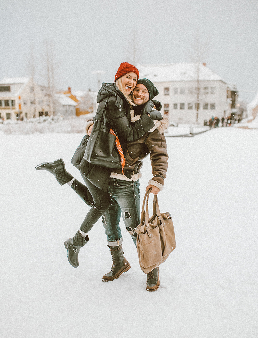 1-livvyland-blog-olivia-watson-travel-lifestyle-blogger-iceland-road-trip-what-to-do-pack-reykjavik-noken-travel-guide-Hallgrimskirkja-church-best-friends