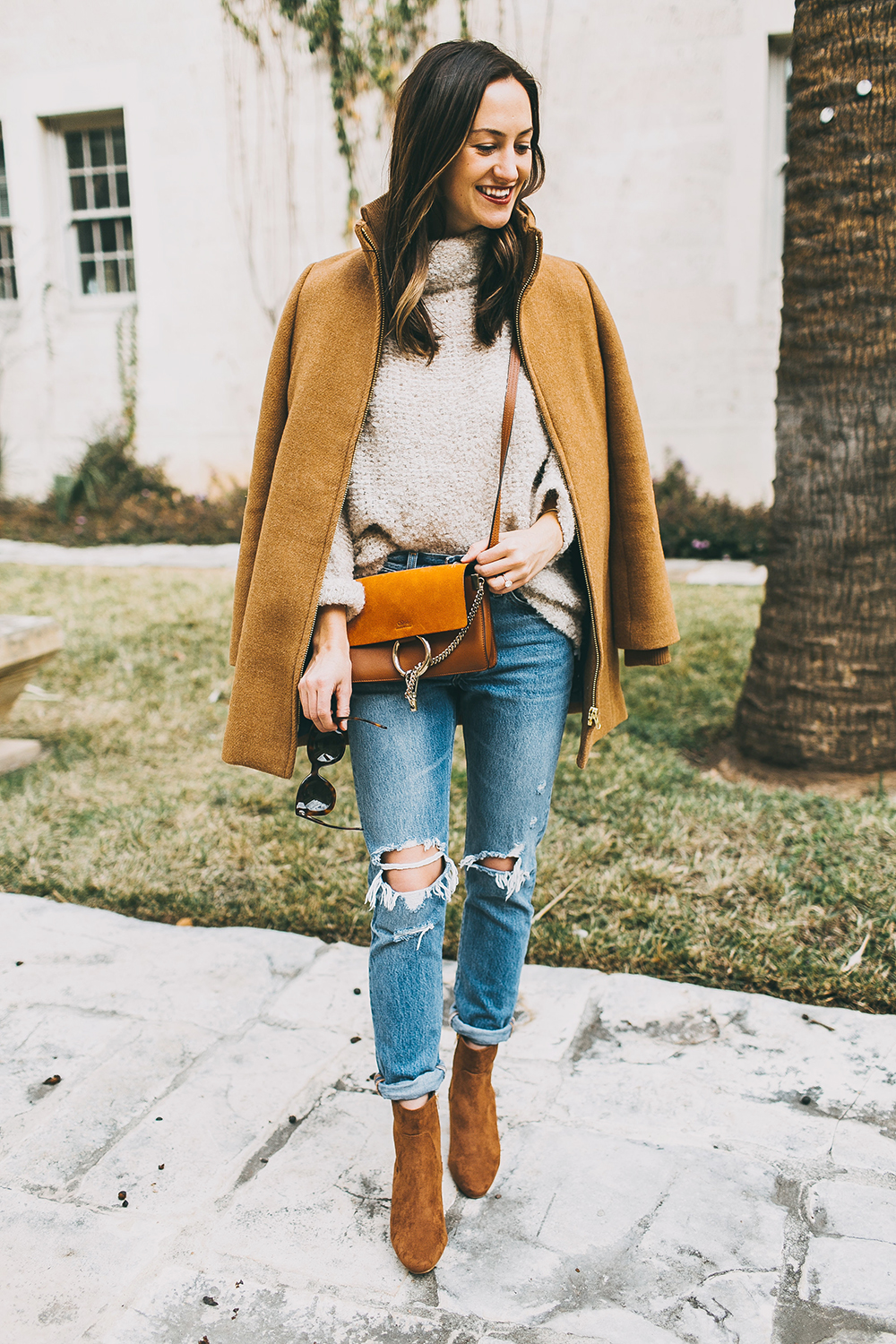 livvyland-blog-olivia-watson-austin-texas-fashion-style-blogger-free-people-oatmeal-knit-sweater-j-crew-camel-coat-chloe-faye-tobacco-handbag-3