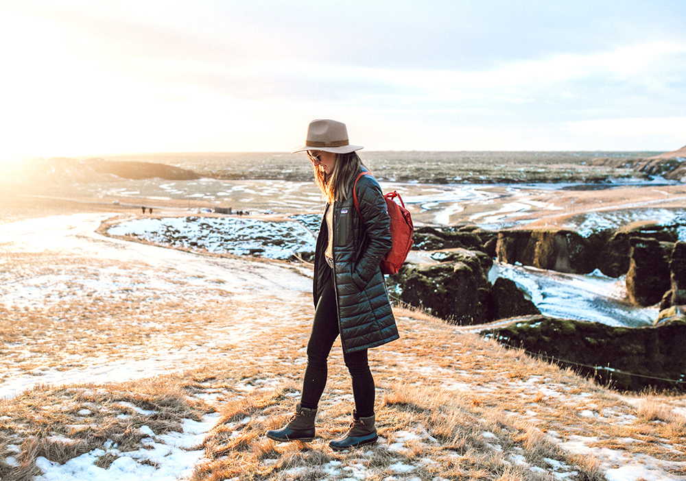 livvyland-blog-olivia-watson-travel-lifestyle-blogger-iceland-road-trip-what-to-do-pack-reykjavik-noken-travel-guide-Fjaðrárgljúfur-canyon-Kånken-Backpack