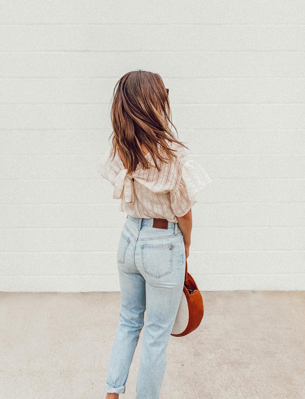 1-livvyland-blog-olivia-watson-sole-society-espadrille-wedges-round-straw-handbag-3