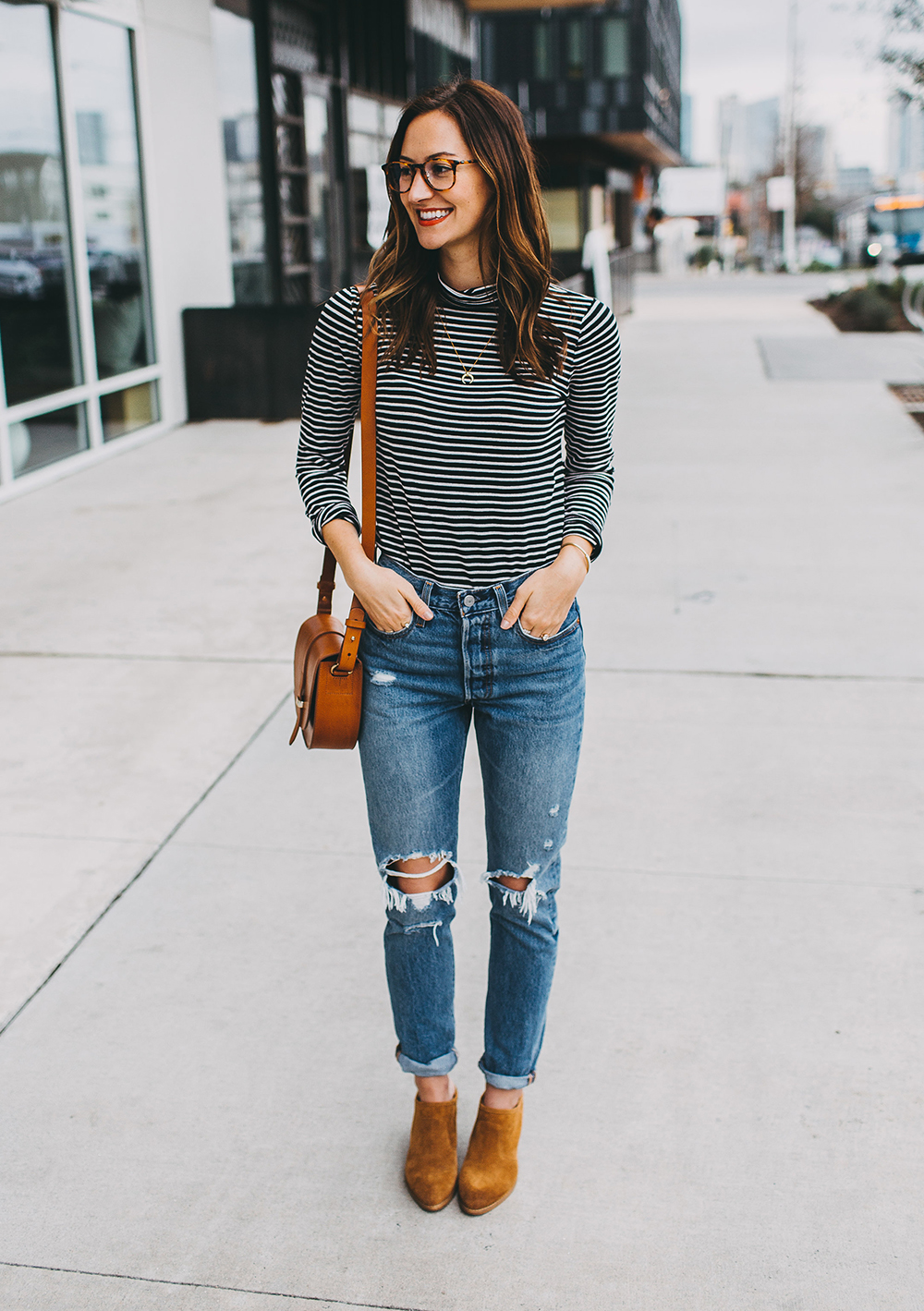 livvyland-blog-olivia-watson-austin-texas-fashion-blogger-j-crew-striped-turtleneck-outfit-idea-inspiration-1