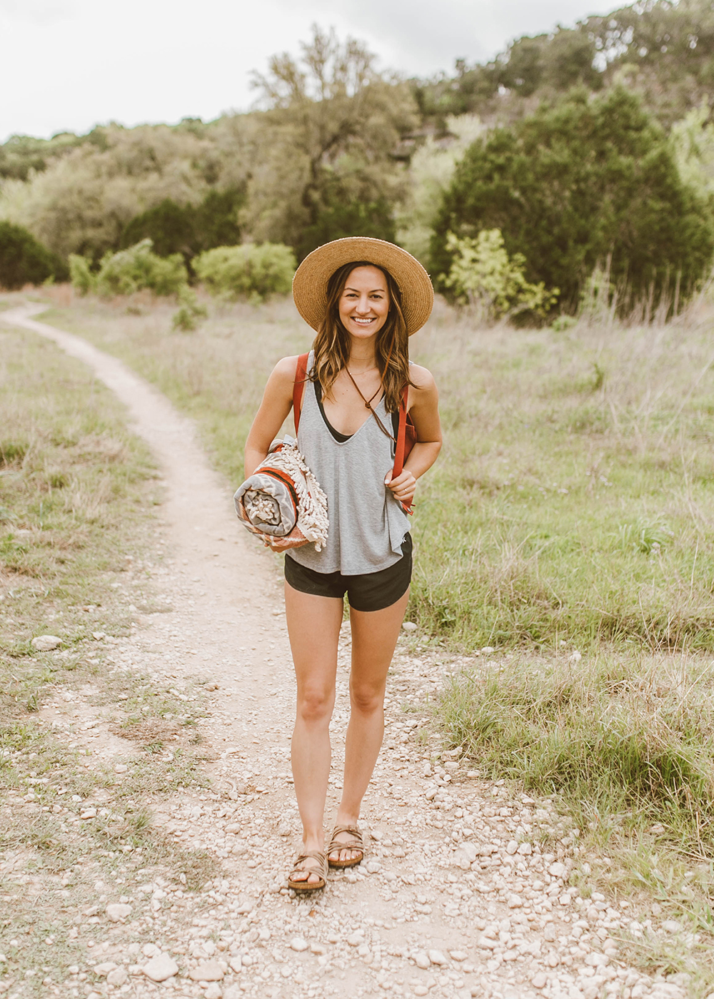 livvyland-blog-olivia-watson-backcountry-l-space-black-one-piece-swimsuit-austin-texas-greenbelt-5