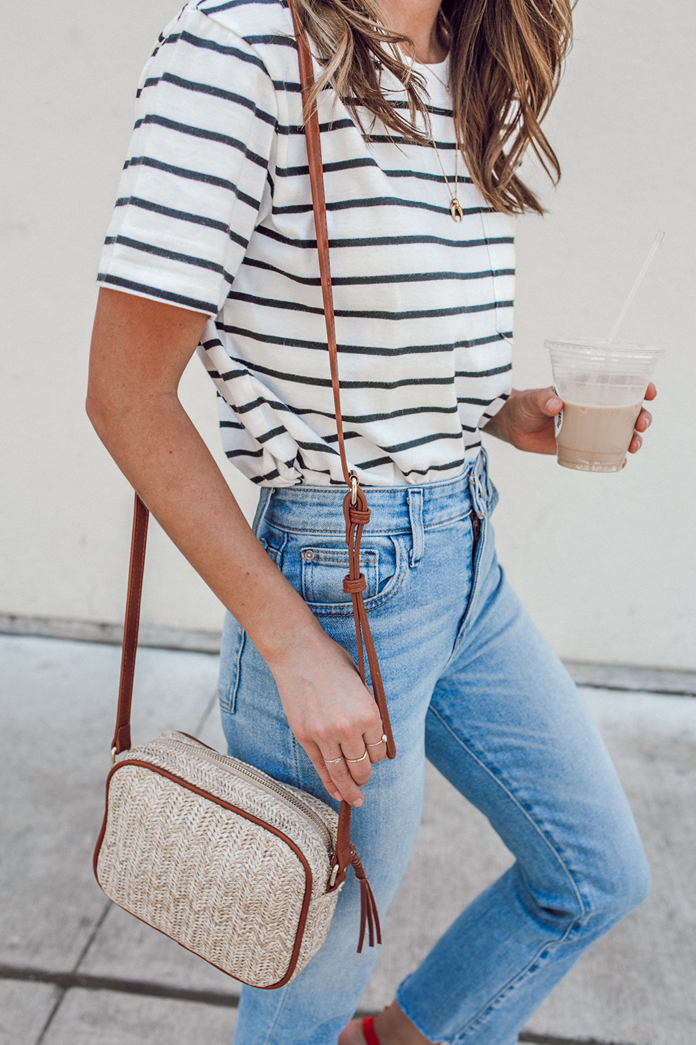 livvyland-blog-olivia-watson-sole-society-red-sandal-flats-spring-summer-outfit-idea-style-austin-texas-fashion-blogger-striped-shirt-7