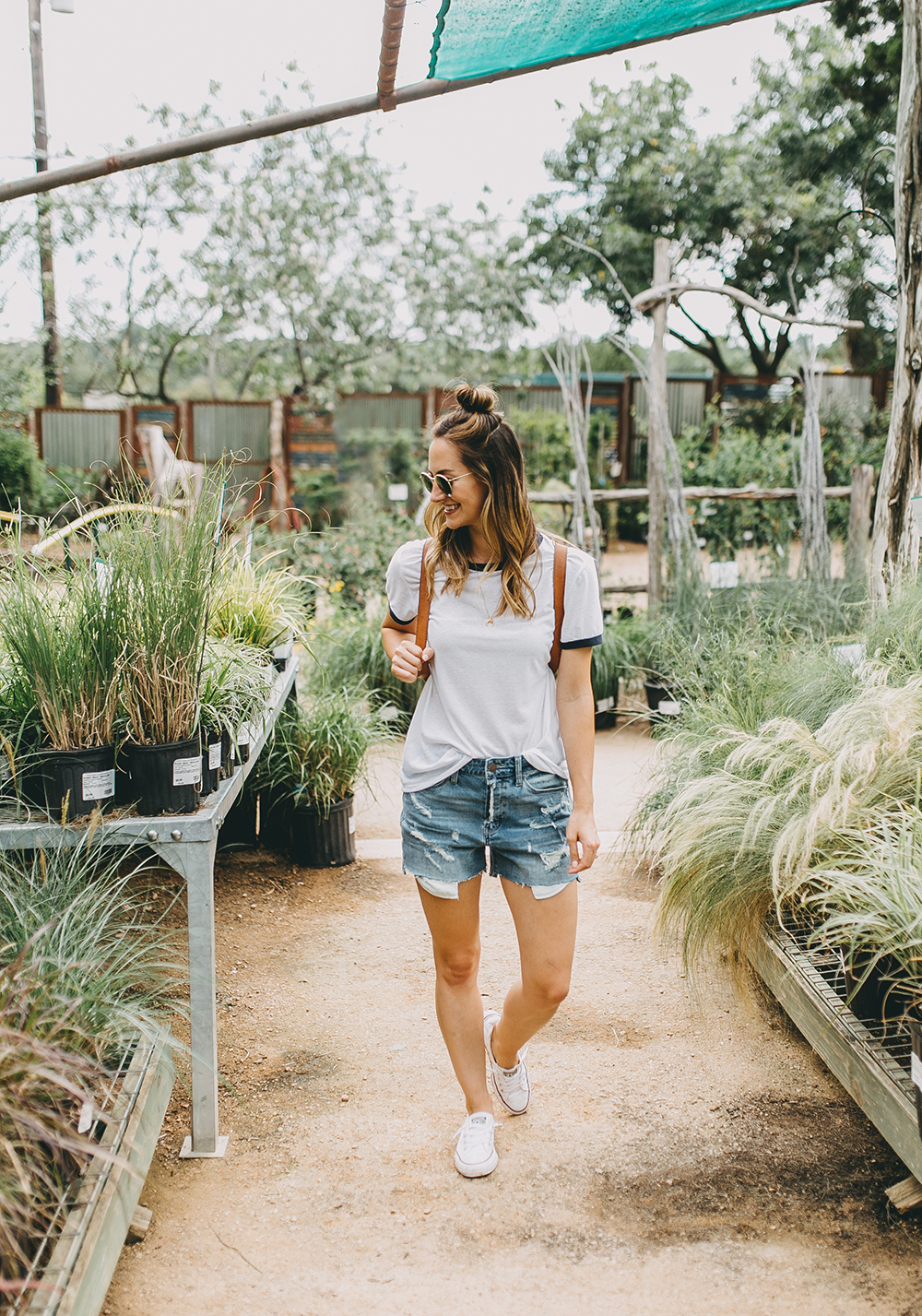 livvyland-blog-olivia-watson-austin-texas-fashion-blogger-natural-gardener-tee-boyfriend-shorts-denim-cutoffs-easy-summer-outfit-idea-treasure-bond-nordstrom-10