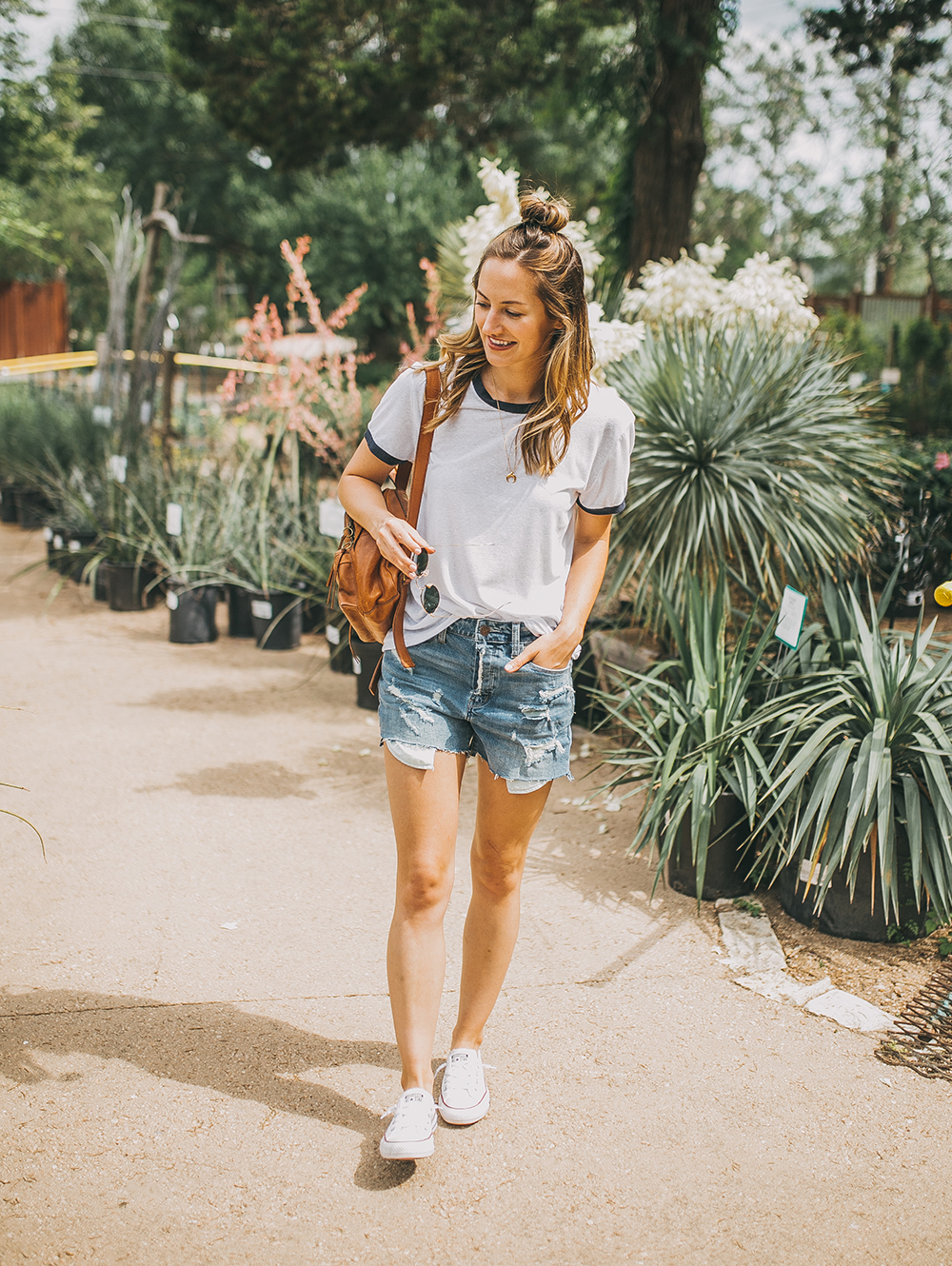 livvyland-blog-olivia-watson-austin-texas-fashion-blogger-natural-gardener-tee-boyfriend-shorts-denim-cutoffs-easy-summer-outfit-idea-treasure-bond-nordstrom-12