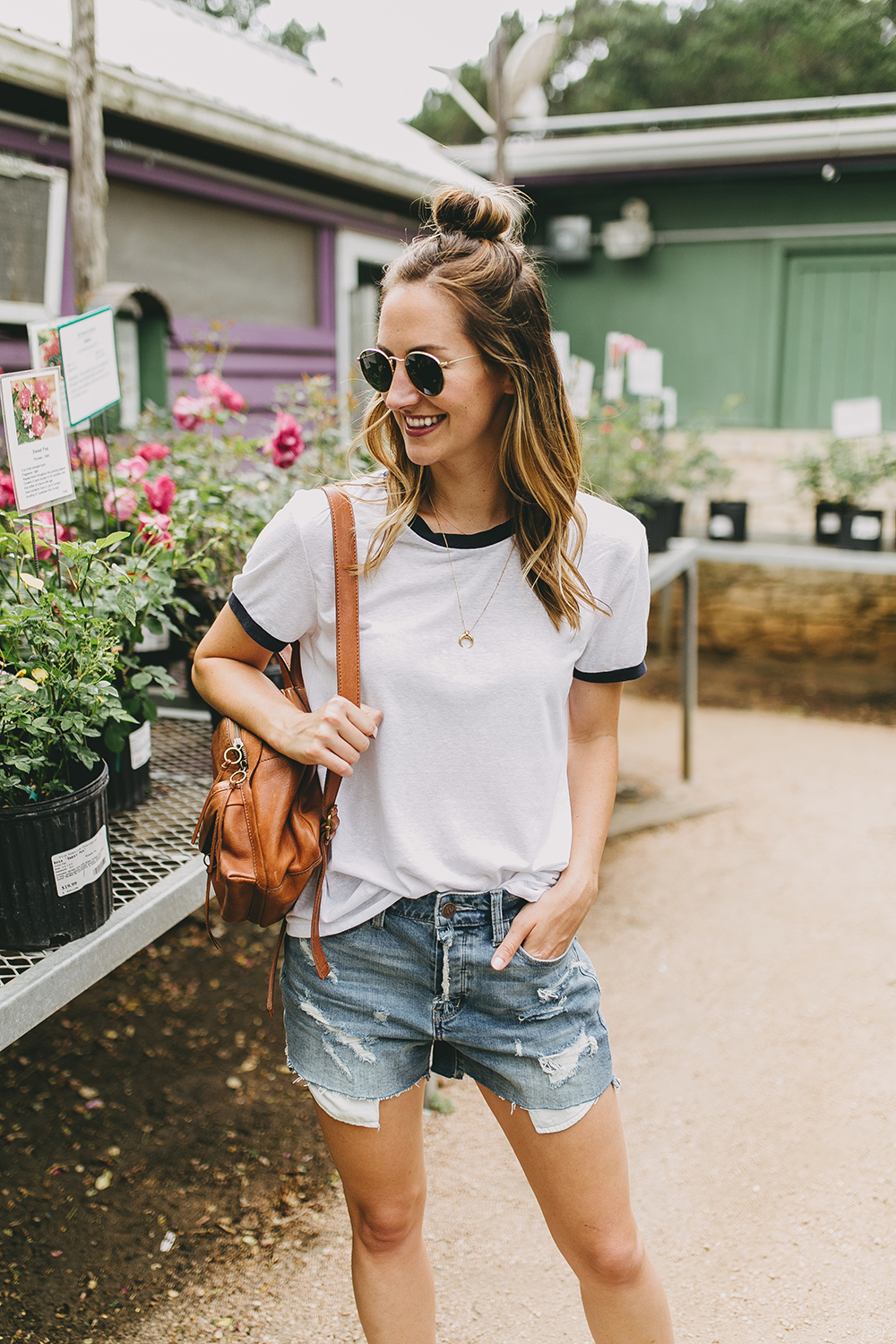 livvyland-blog-olivia-watson-austin-texas-fashion-blogger-natural-gardener-tee-boyfriend-shorts-denim-cutoffs-easy-summer-outfit-idea-treasure-bond-nordstrom-5