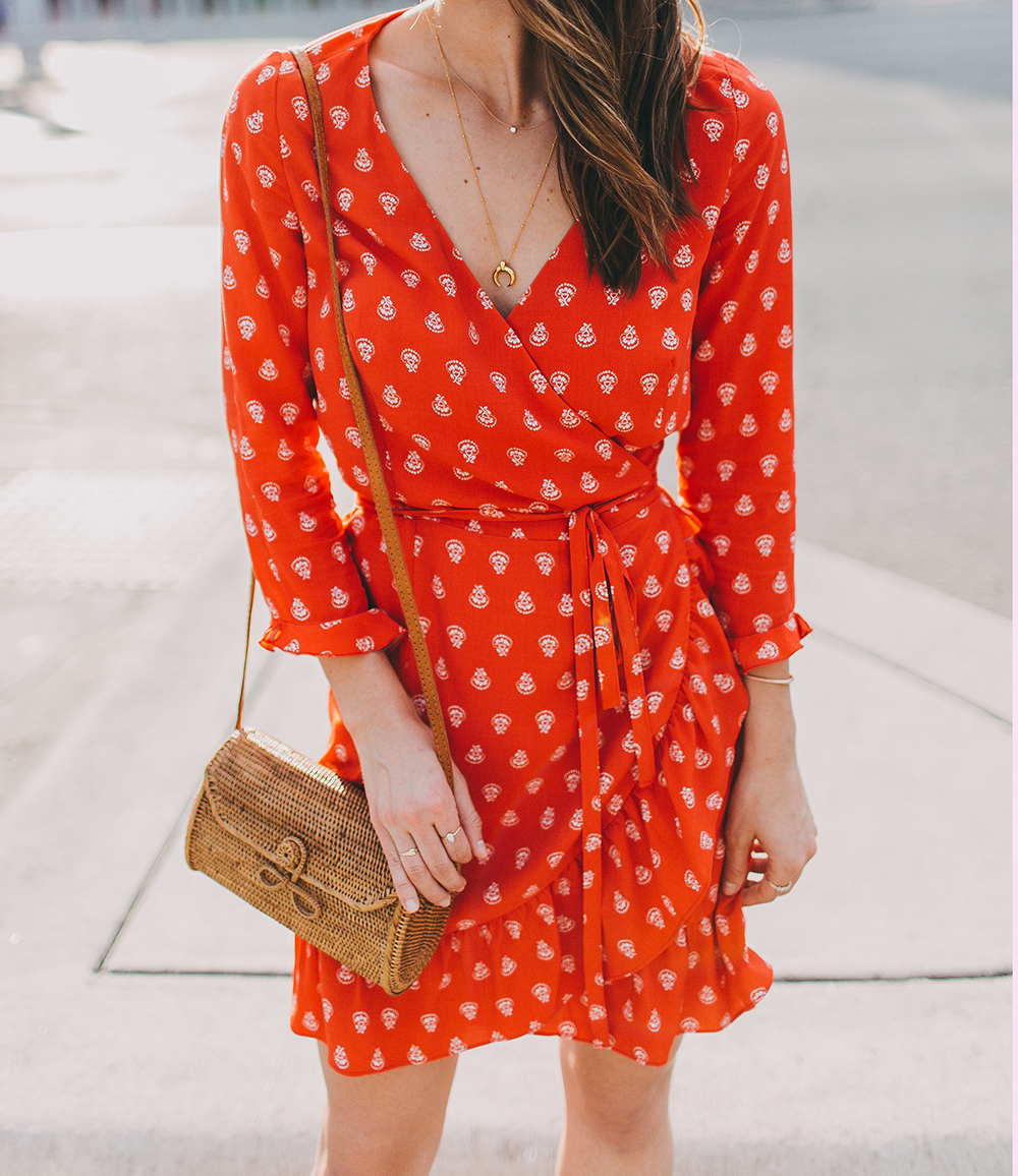 livvyland-blog-olivia-watson-sezane-wrap-dress-date-night-work-outfit-idea-poppy-red-olivia-watson-austin-texas-fashion-lifestyle-blogger-3