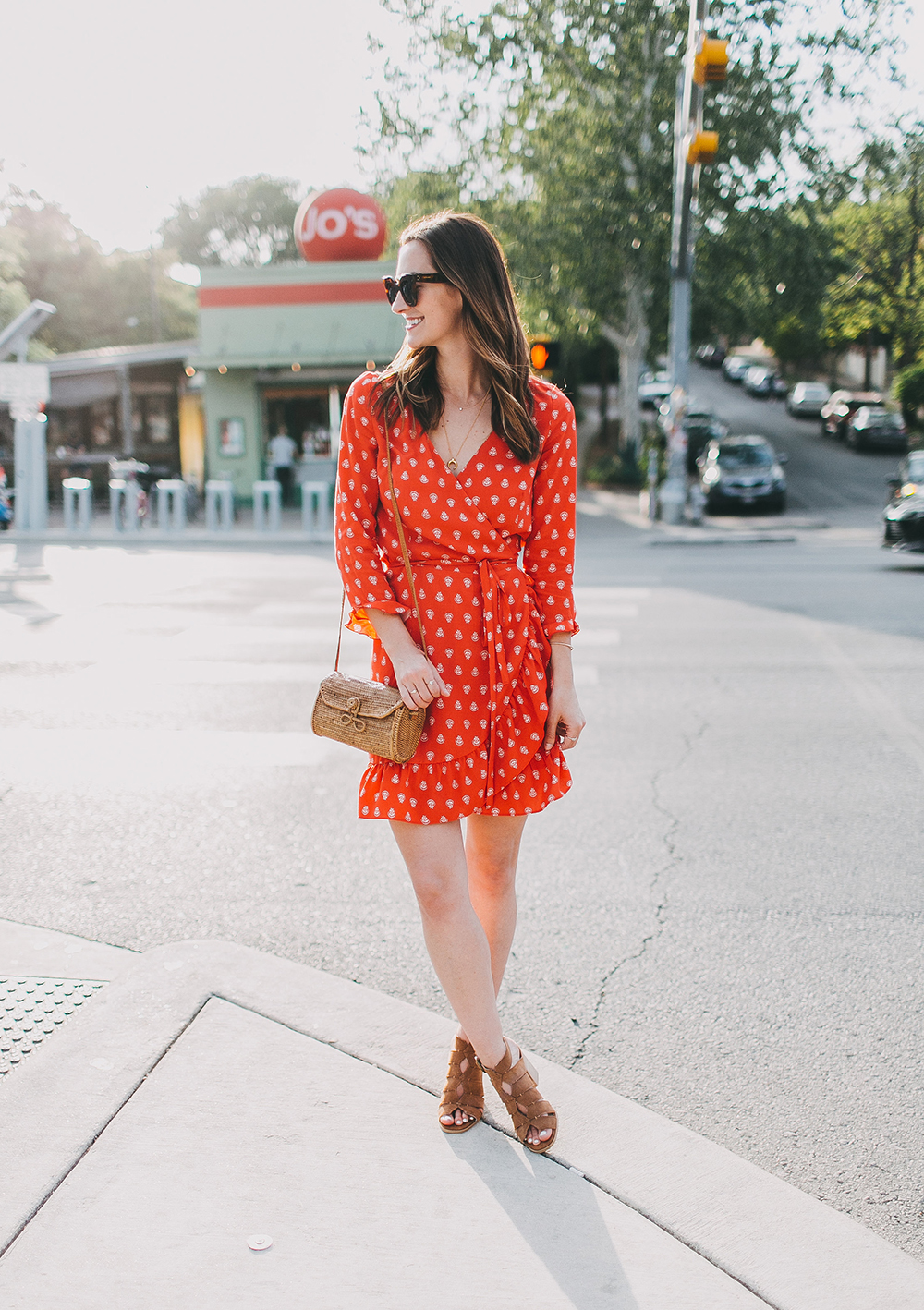livvyland-blog-olivia-watson-sezane-wrap-dress-date-night-work-outfit-idea-poppy-red-olivia-watson-austin-texas-fashion-lifestyle-blogger-8