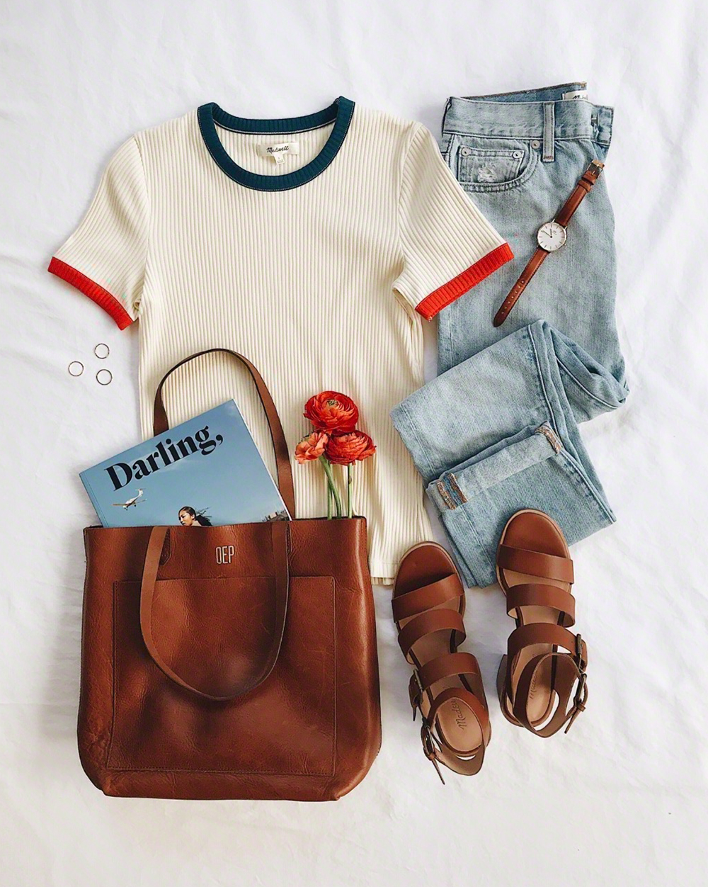 livvyland-blog-darling-magazine-madewell-medium-transport-monogram-tote-bag-color-block-tee-outfit-idea-inspiration