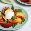 livvyland-blog-olivia-watson-austin-texas-lifestyle-blogger-peach-caprese-salad-recipe-summer-appetizer-idea-3