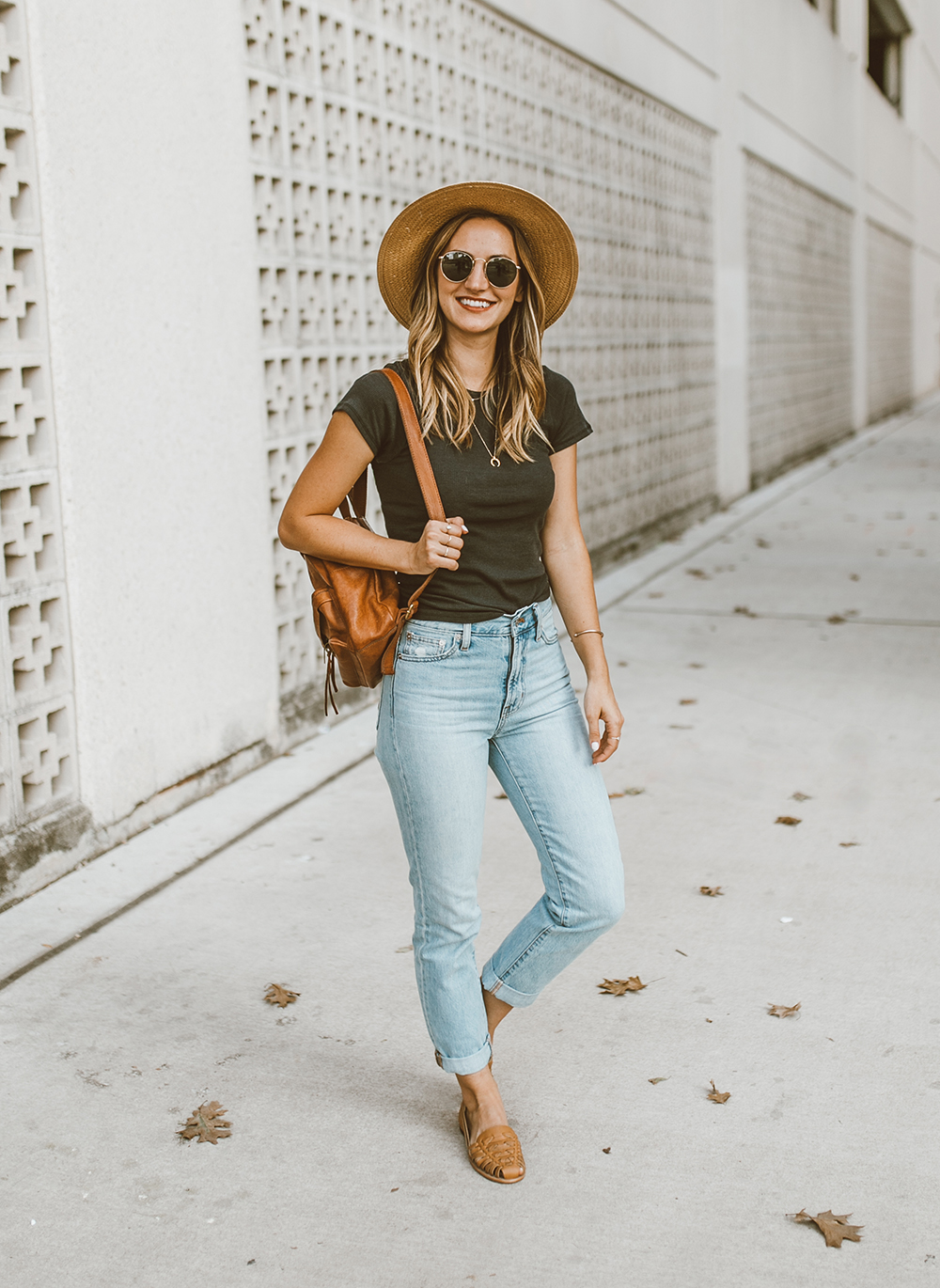 livvyland-blog-olivia-watson-austin-texas-fashion-style-blog-nisolo-ecuador-huarche-sandals-almond-tee-jeans-outfit-5