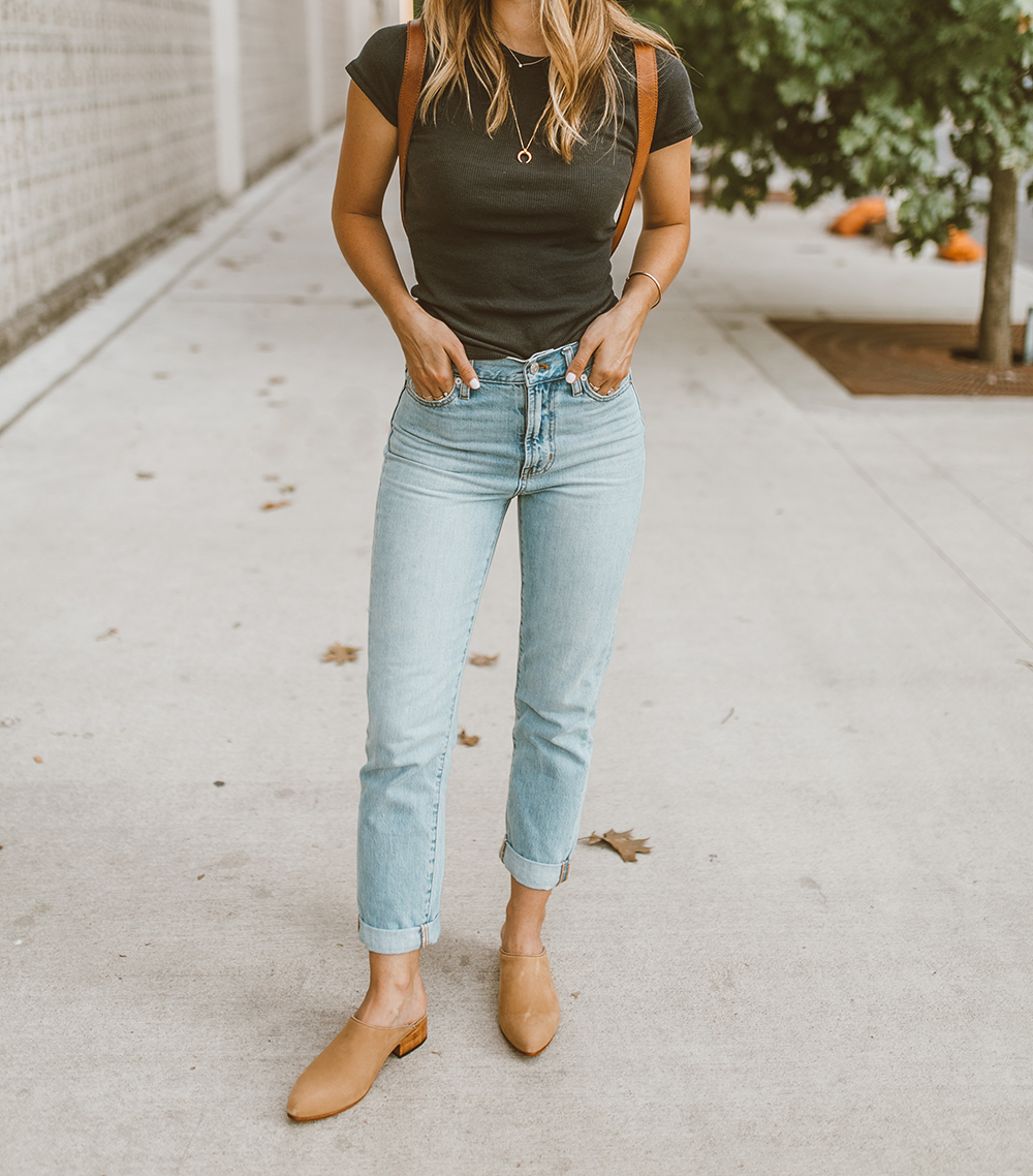 livvyland-blog-olivia-watson-austin-texas-fashion-style-blog-nisolo-tan-suede-mules-mariella-tee-jeans-outfit-5
