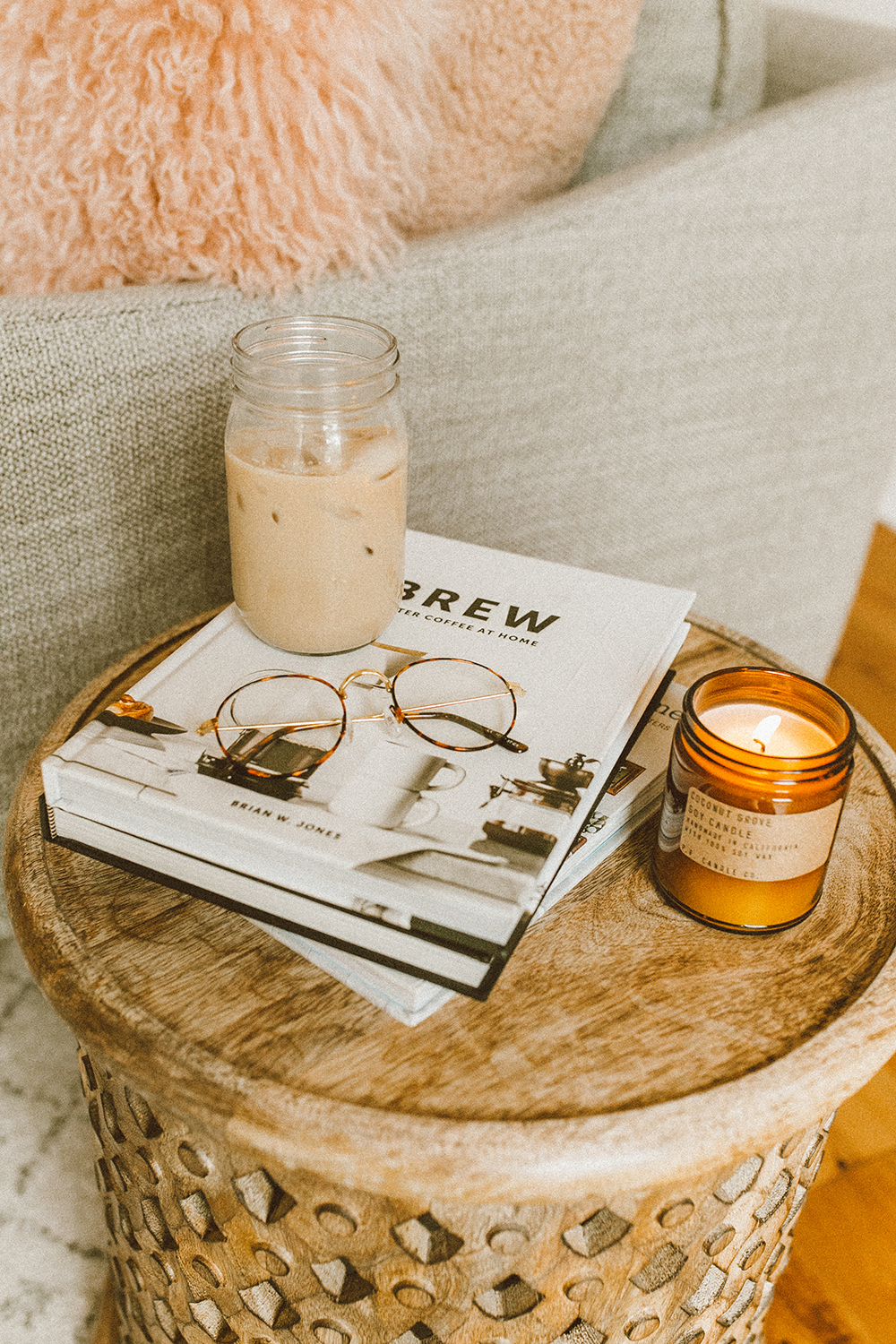 livvyland blog olivia watson austin texas lifestyle blog urban outfitters home decor bohemian cozy 5 - A Few Cozy Decor Updates