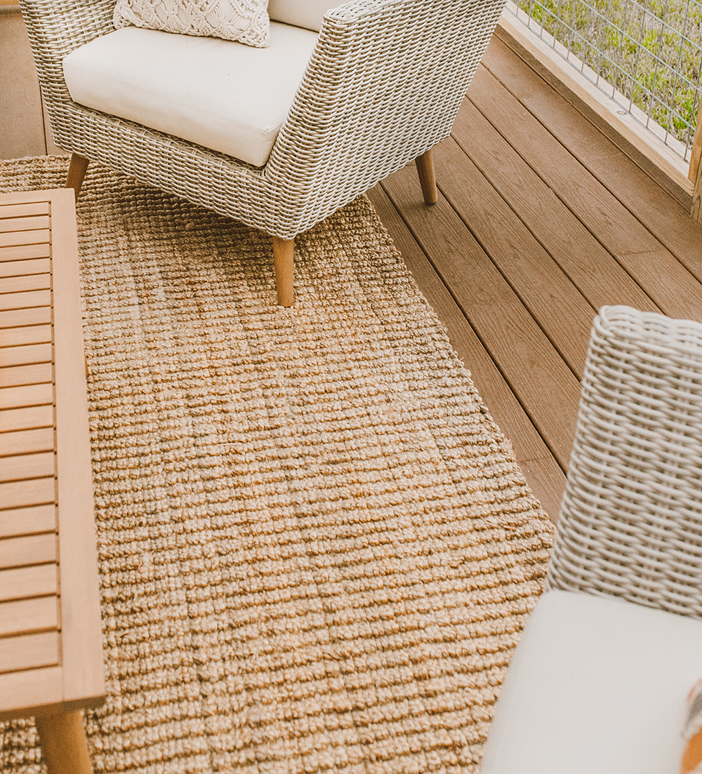 Patio Renovation Materials Info - LivvyLand | Austin Fashion