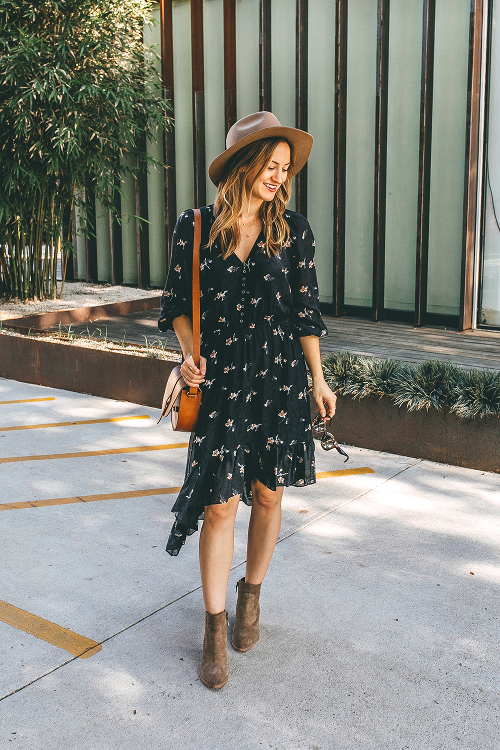 1livvyland-blog-olivia-watson-austin-texas-fashion-blogger-domain-northside-joie-fall-dress-ankle-booties-outfit-1