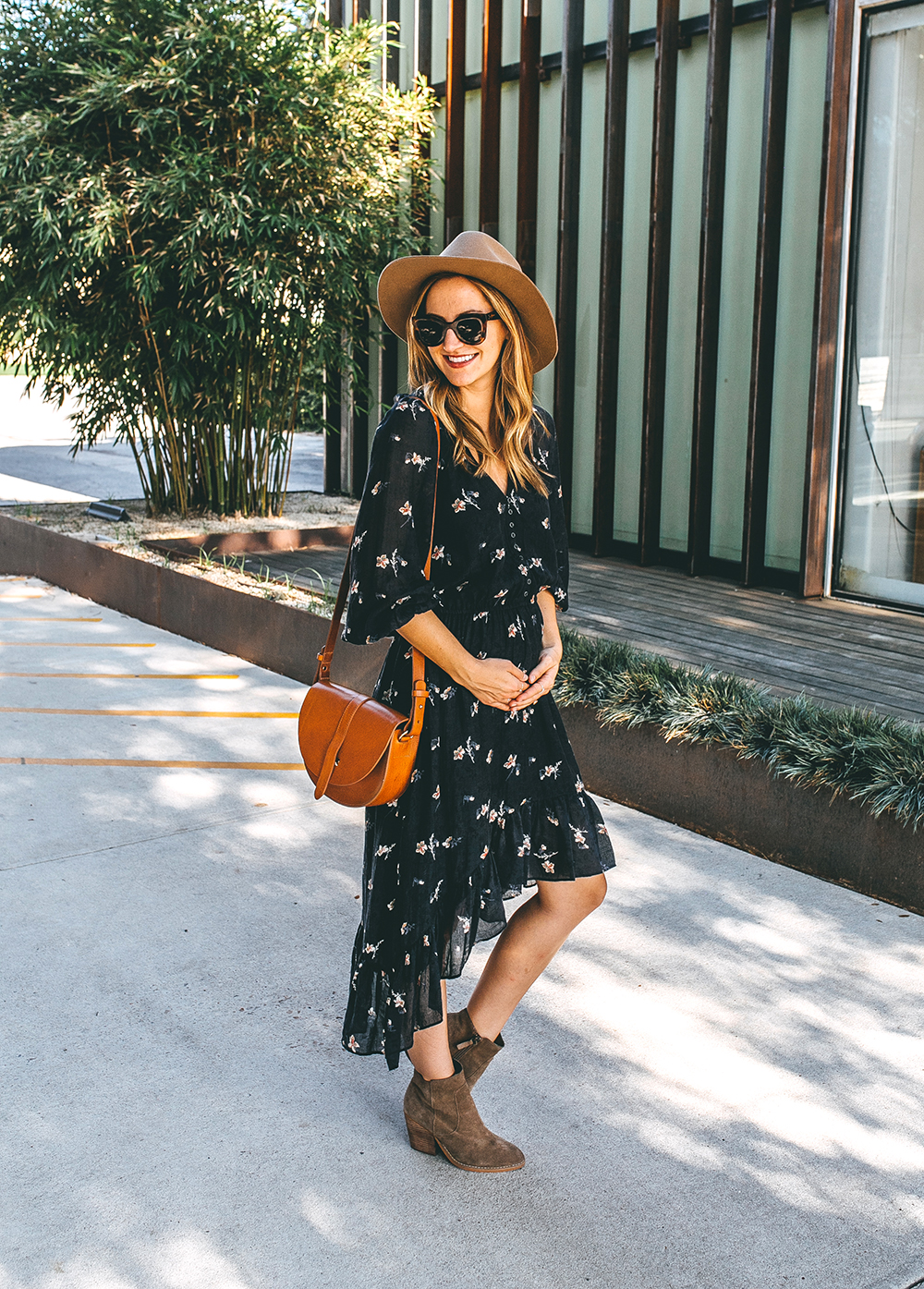 livvyland-blog-olivia-watson-austin-texas-fashion-blogger-domain-northside-joie-fall-dress-ankle-booties-outfit-6