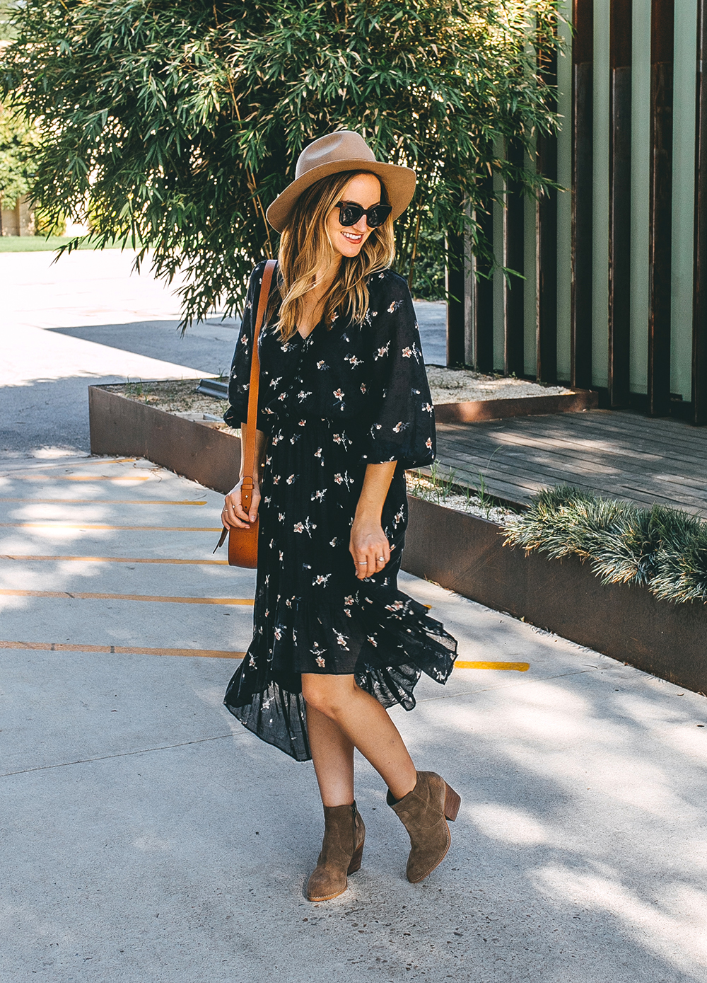 livvyland-blog-olivia-watson-austin-texas-fashion-blogger-domain-northside-joie-fall-dress-ankle-booties-outfit